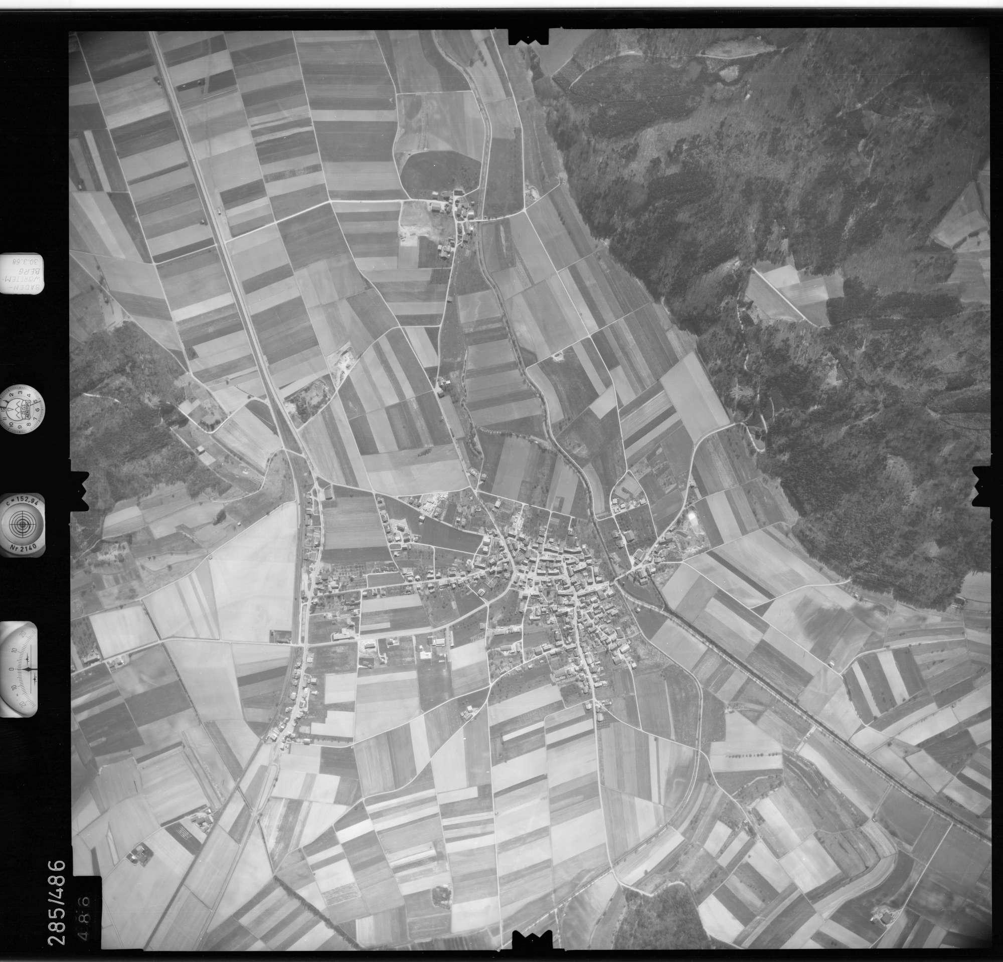 Luftbild: Film 79 Bildnr. 486, Bild 1