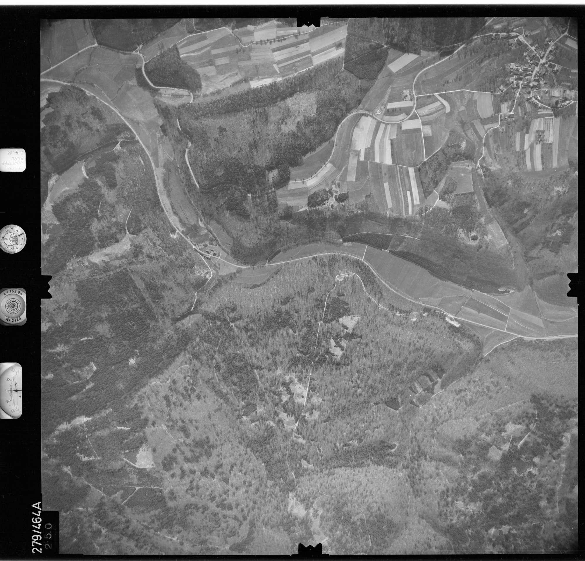 Luftbild: Film 78 Bildnr. 250, Bild 1