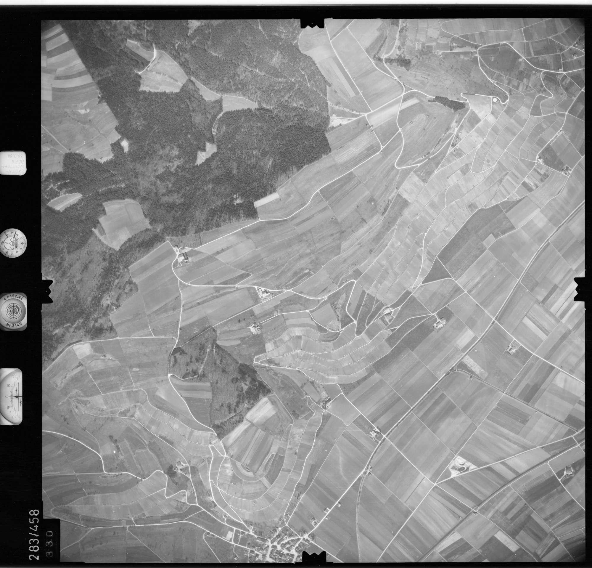Luftbild: Film 79 Bildnr. 330, Bild 1