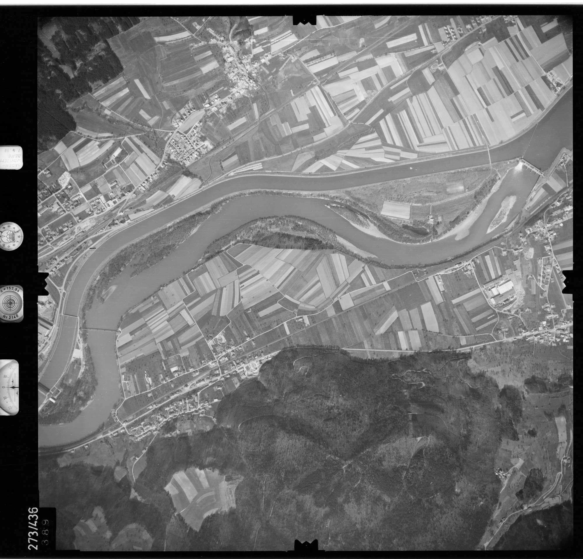 Luftbild: Film 81 Bildnr. 389, Bild 1