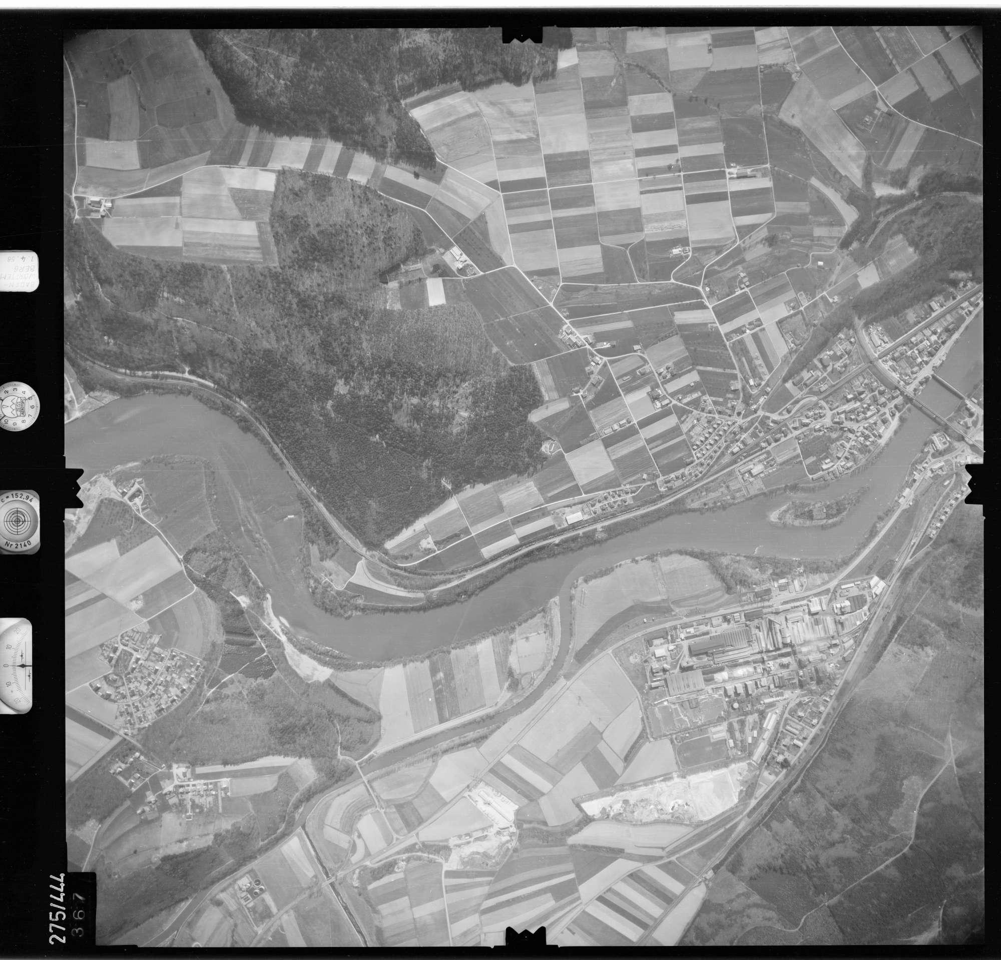 Luftbild: Film 81 Bildnr. 367, Bild 1