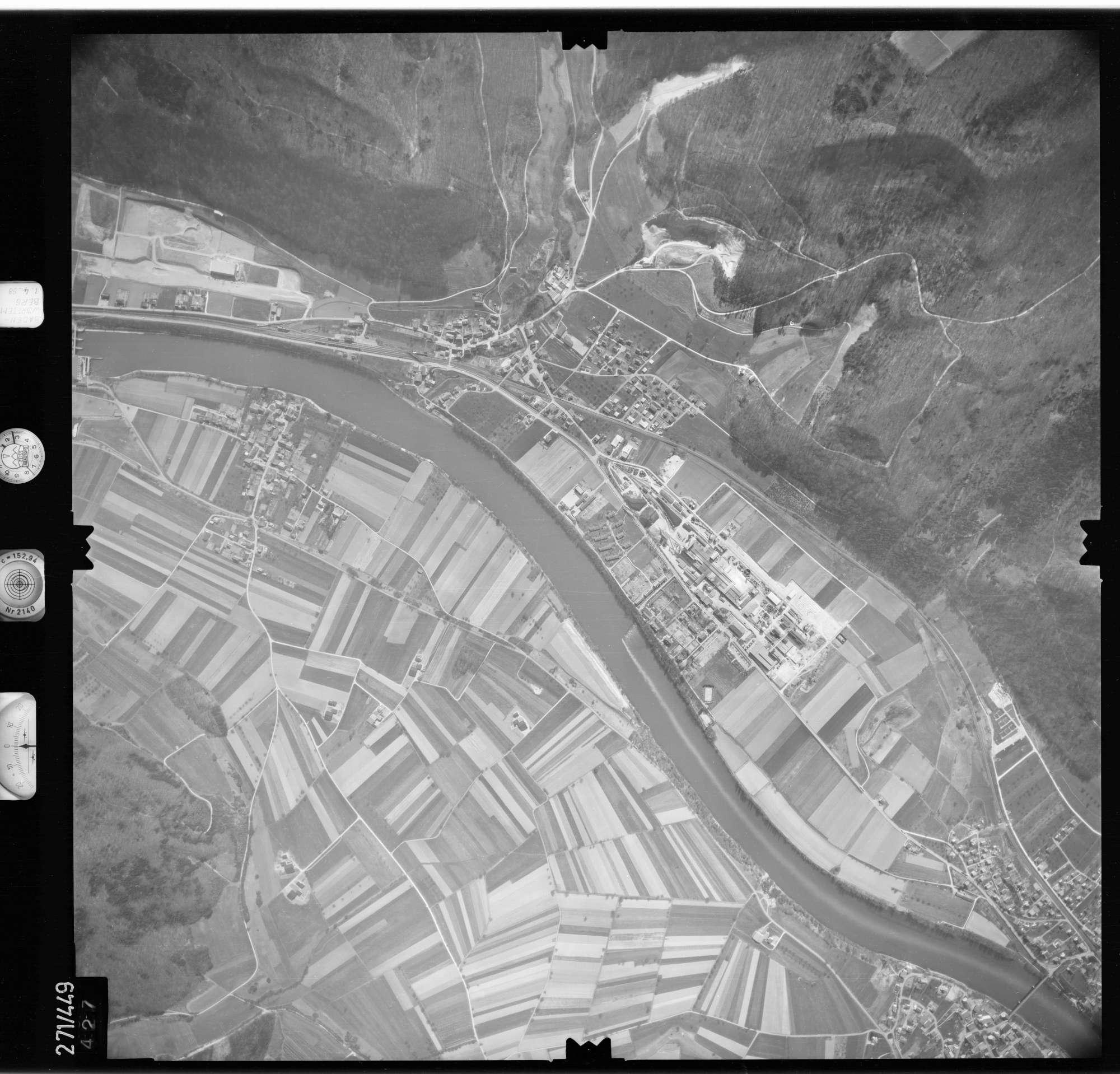 Luftbild: Film 81 Bildnr. 427, Bild 1