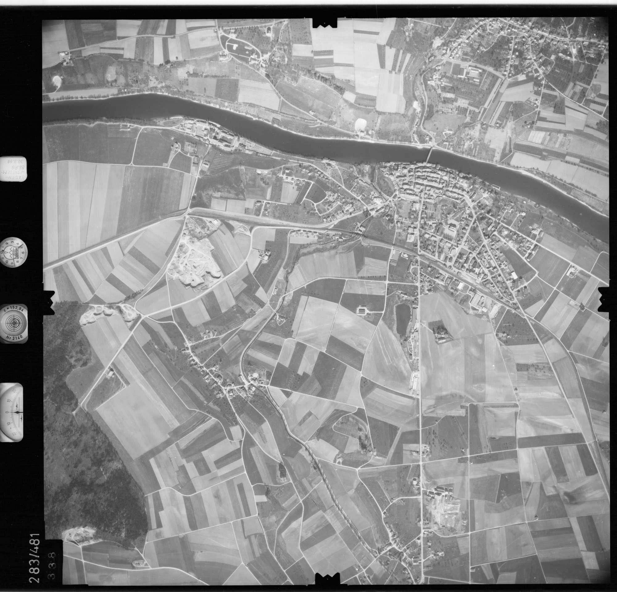 Luftbild: Film 79 Bildnr. 338, Bild 1