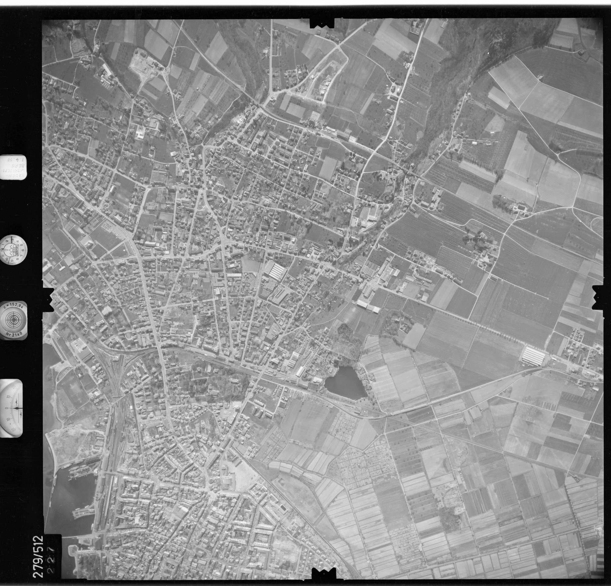 Luftbild: Film 78 Bildnr. 227, Bild 1