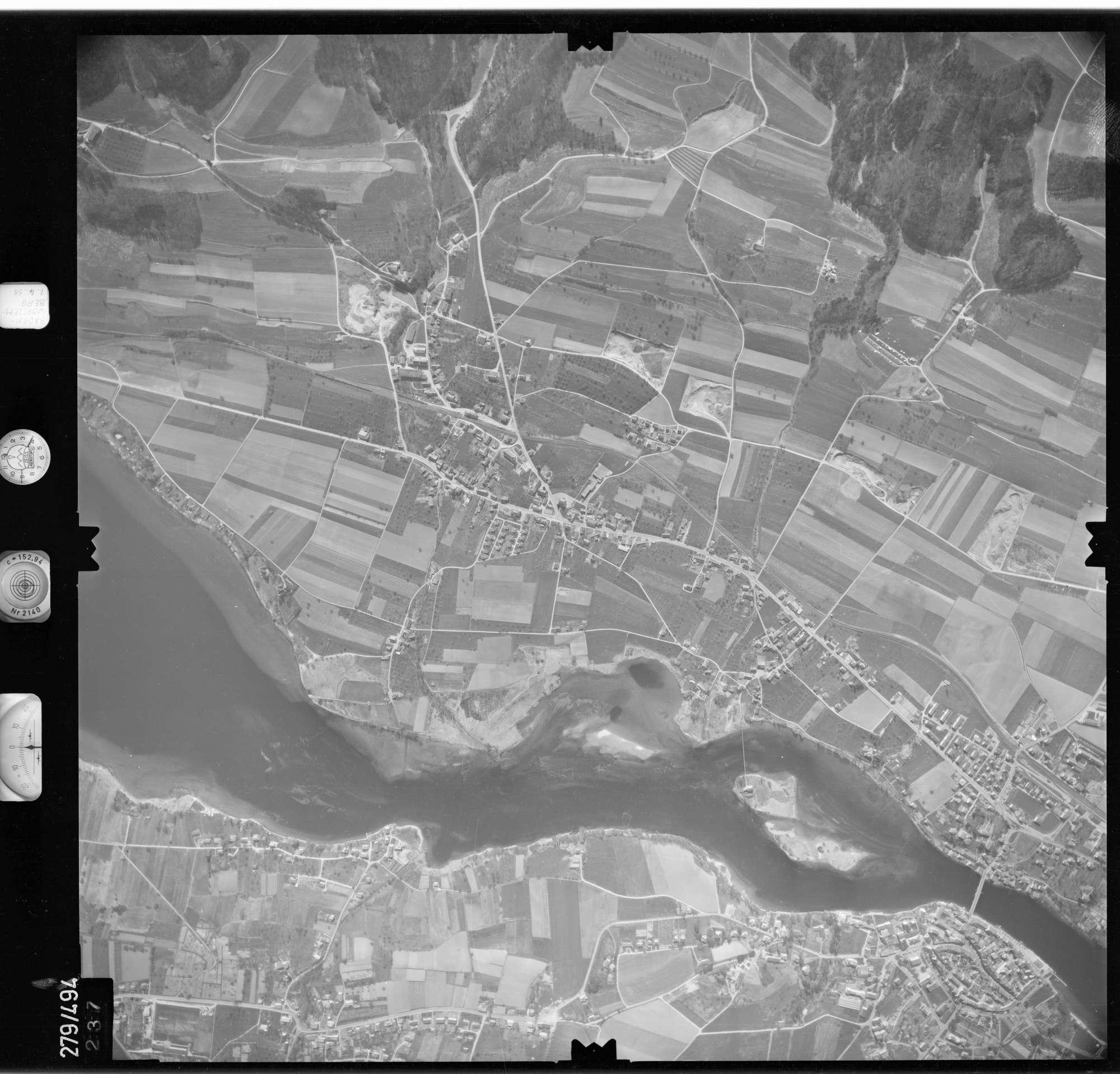 Luftbild: Film 78 Bildnr. 237, Bild 1