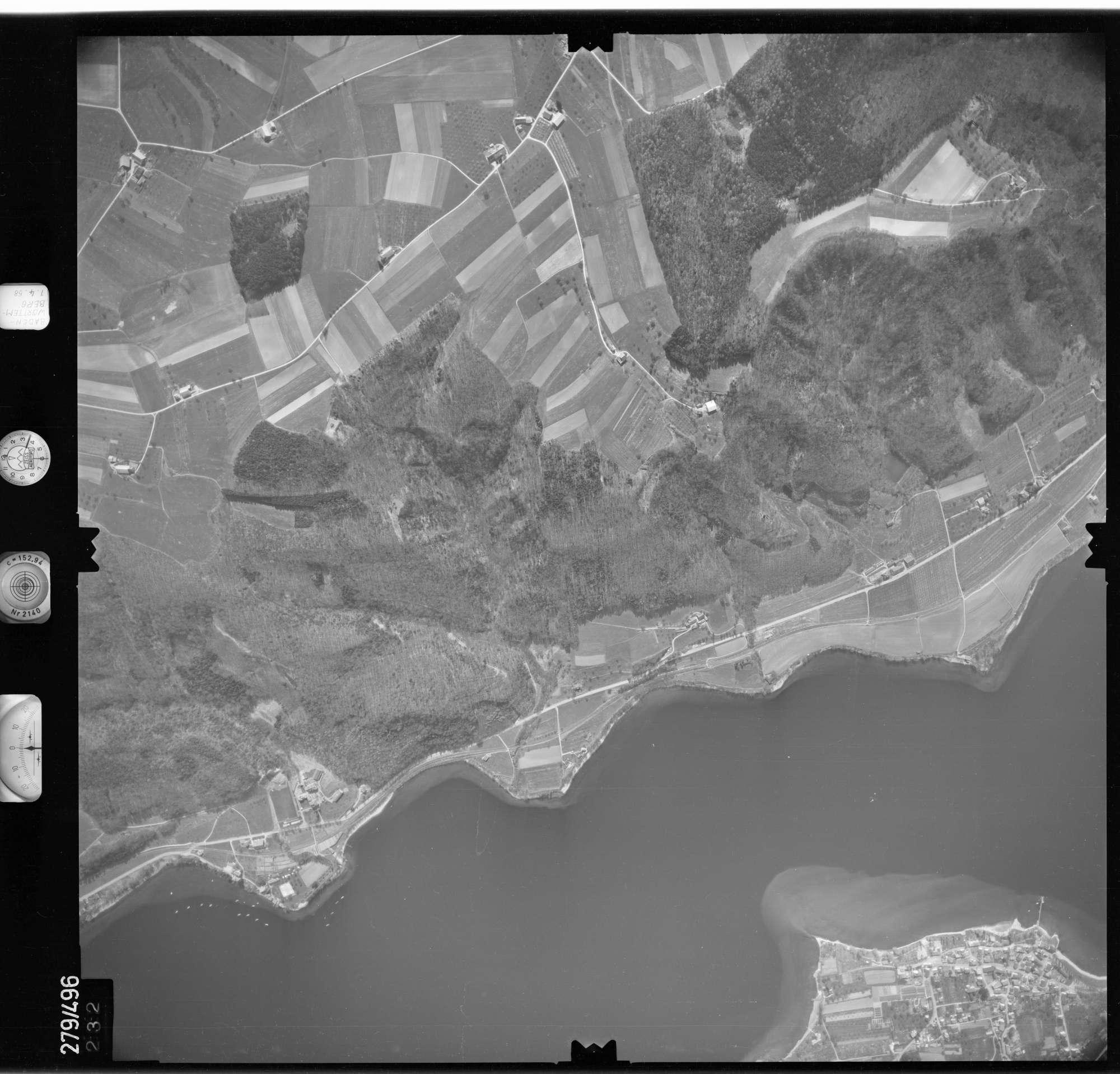 Luftbild: Film 78 Bildnr. 232, Bild 1