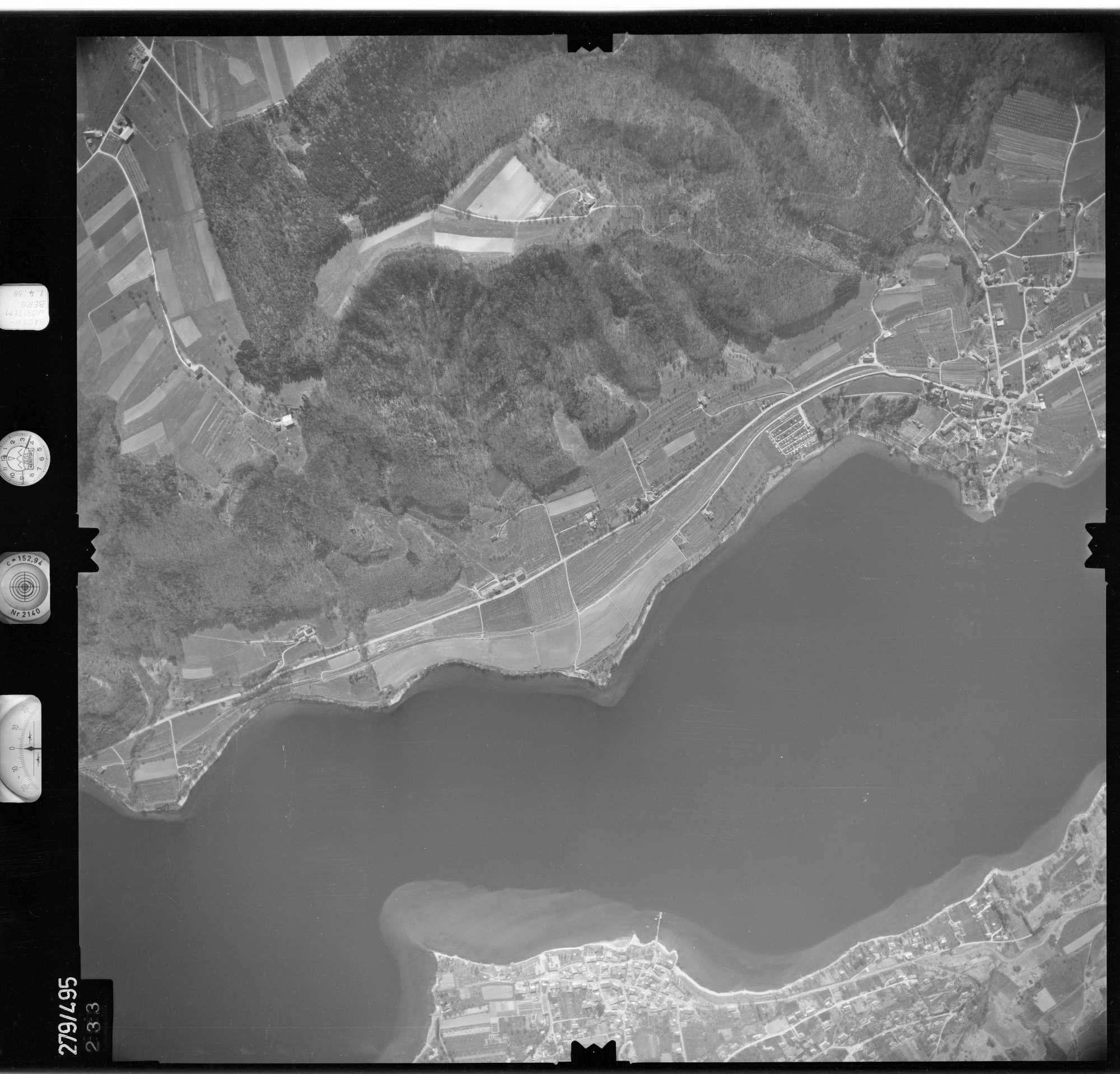 Luftbild: Film 78 Bildnr. 233, Bild 1