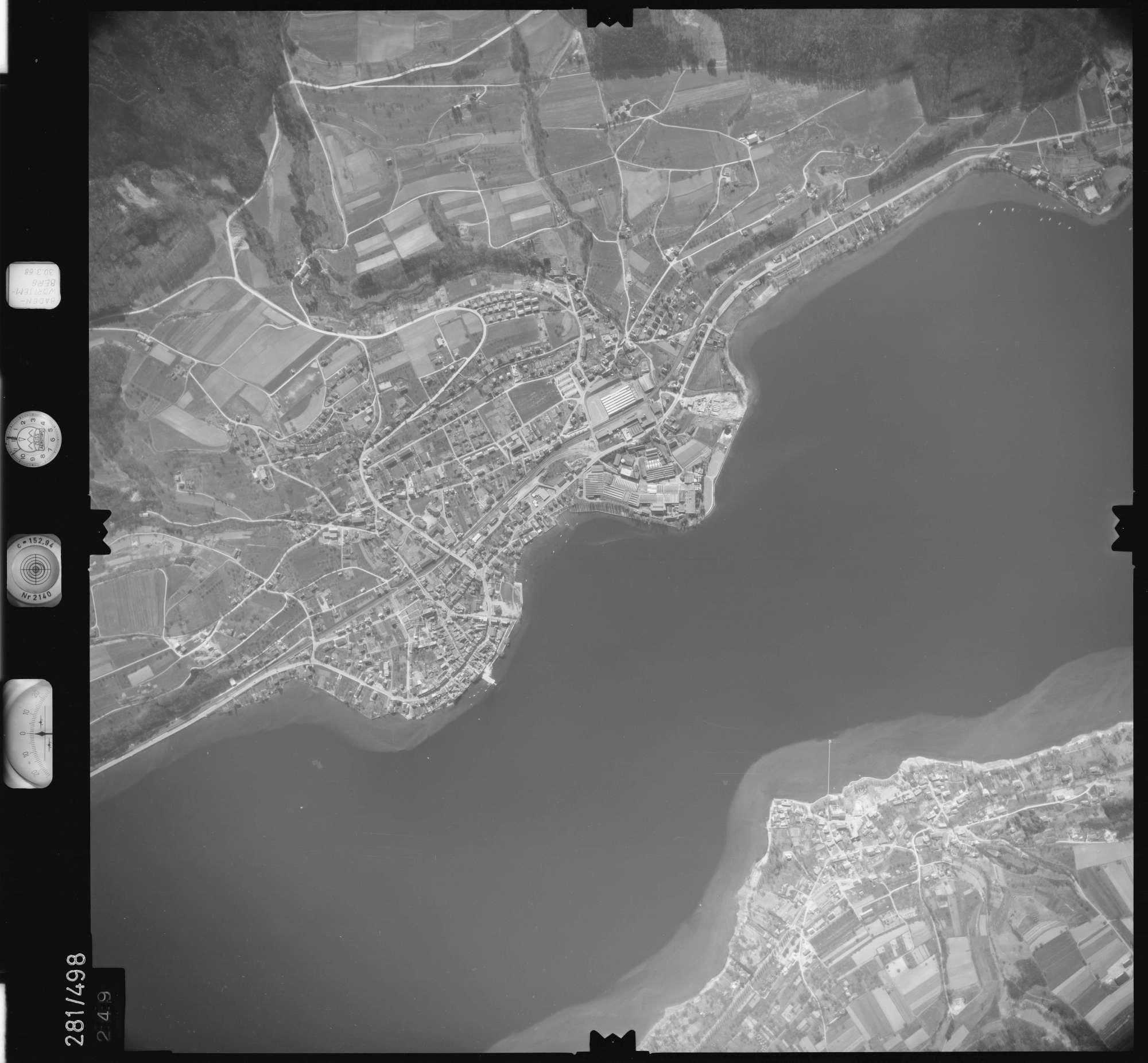 Luftbild: Film 27 Bildnr. 249, Bild 1