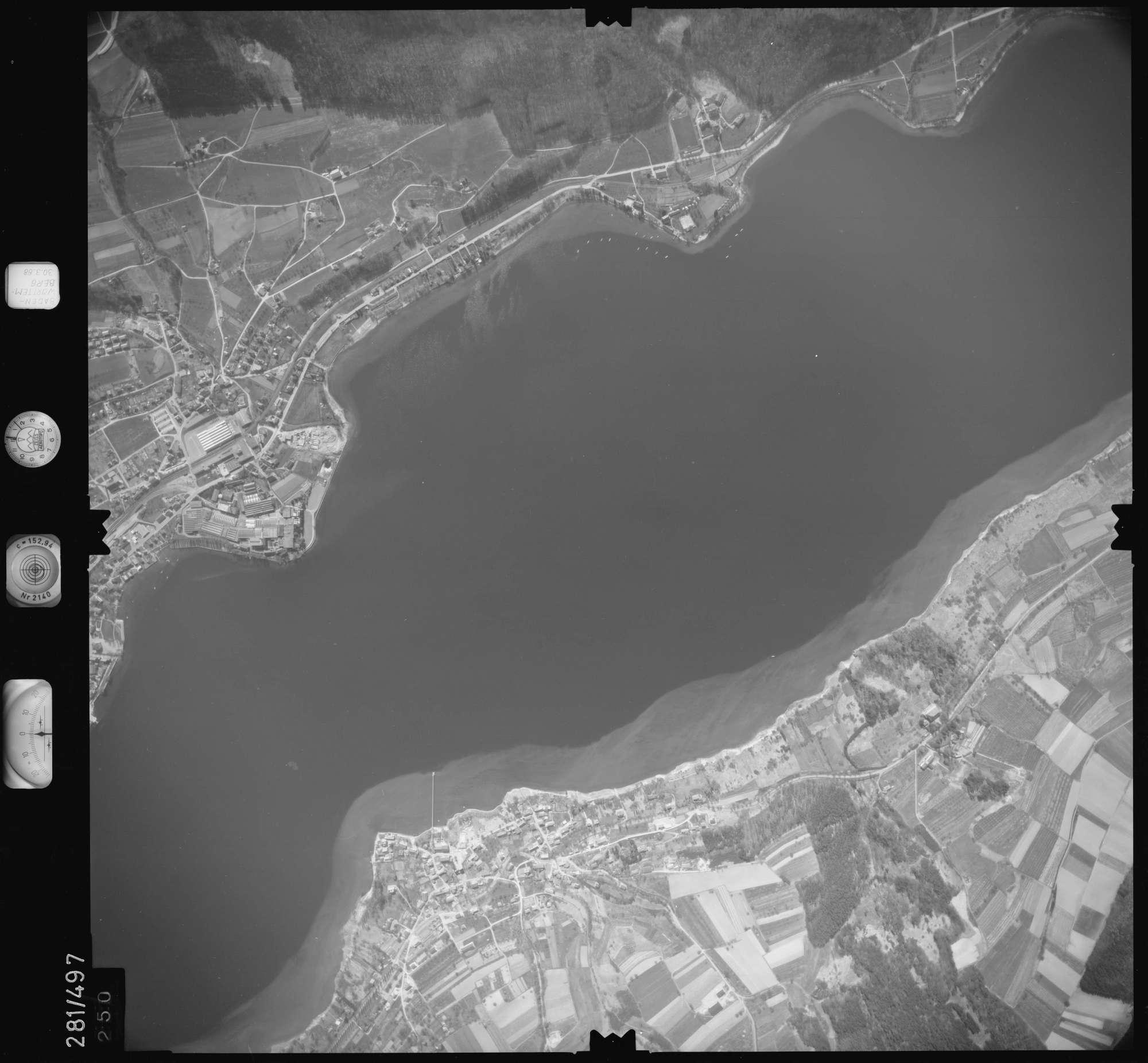 Luftbild: Film 27 Bildnr. 250, Bild 1