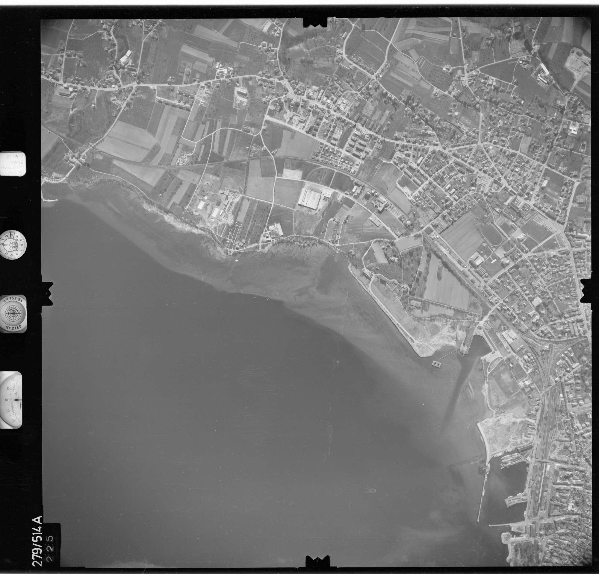 Luftbild: Film 78 Bildnr. 225, Bild 1