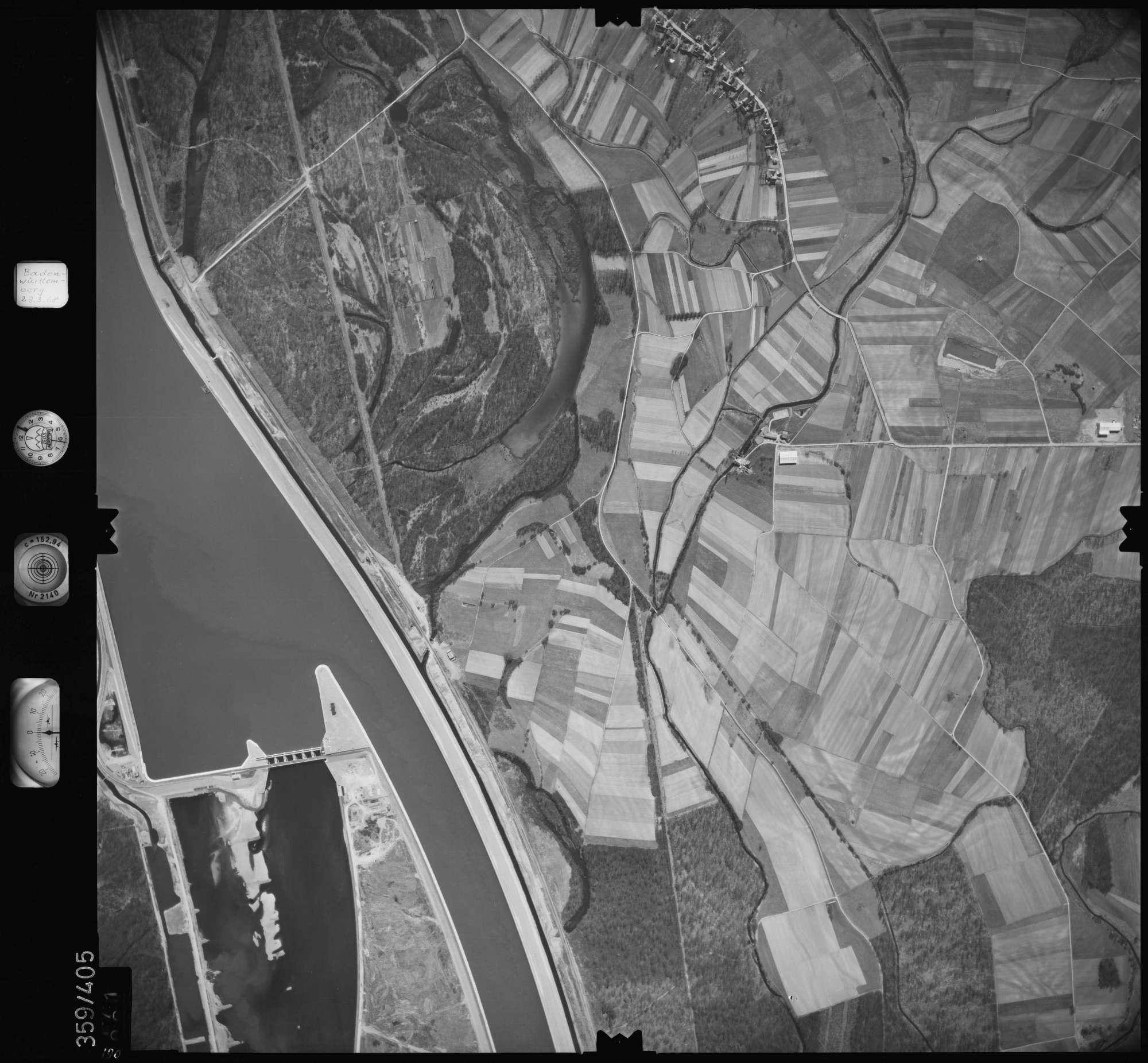 Luftbild: Film 36 Bildnr. 61, Bild 1