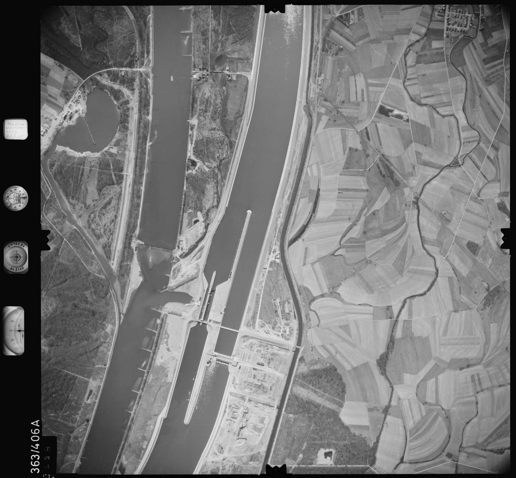 Luftbild: Film 28 Bildnr. 519, Bild 1