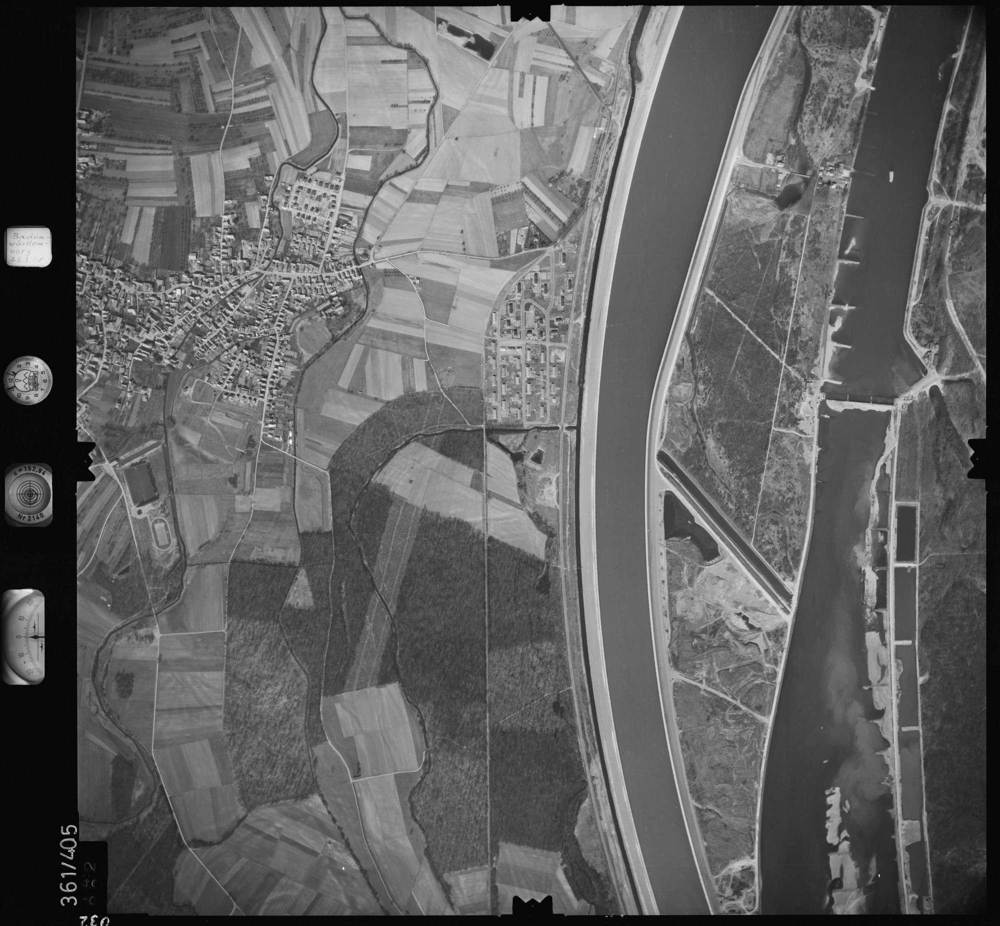 Luftbild: Film 36 Bildnr. 32, Bild 1