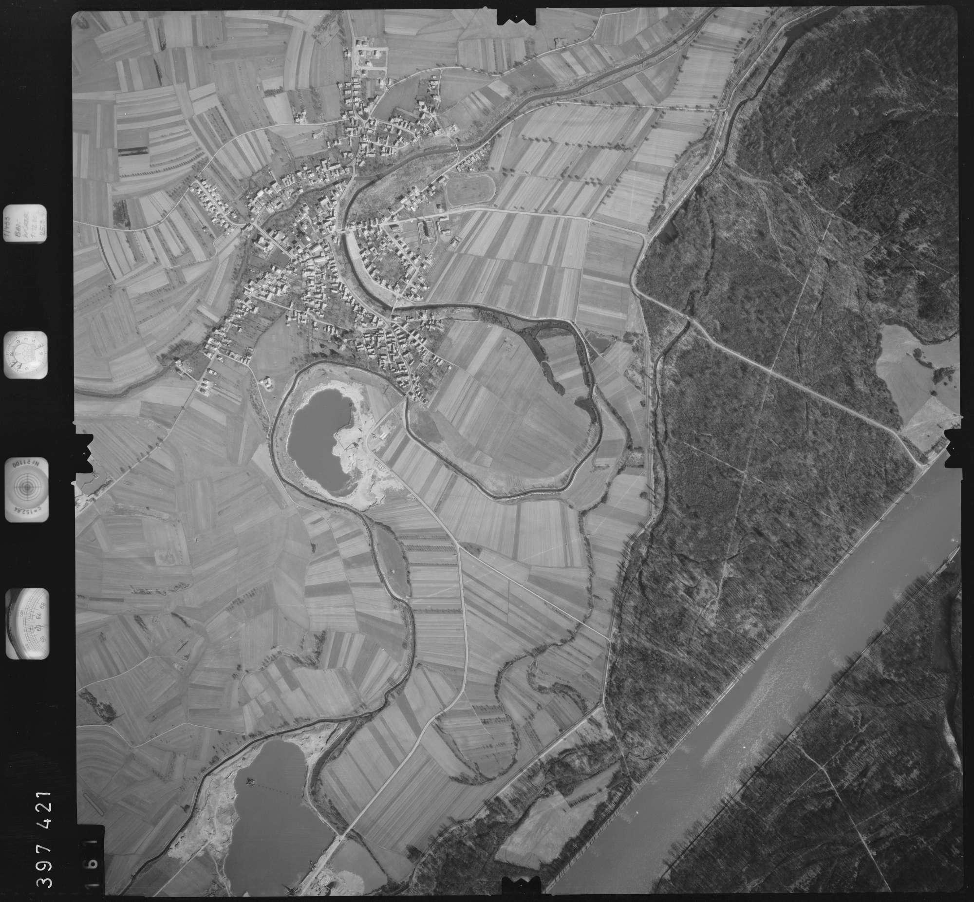 Luftbild: Film 17 Bildnr. 161, Bild 1