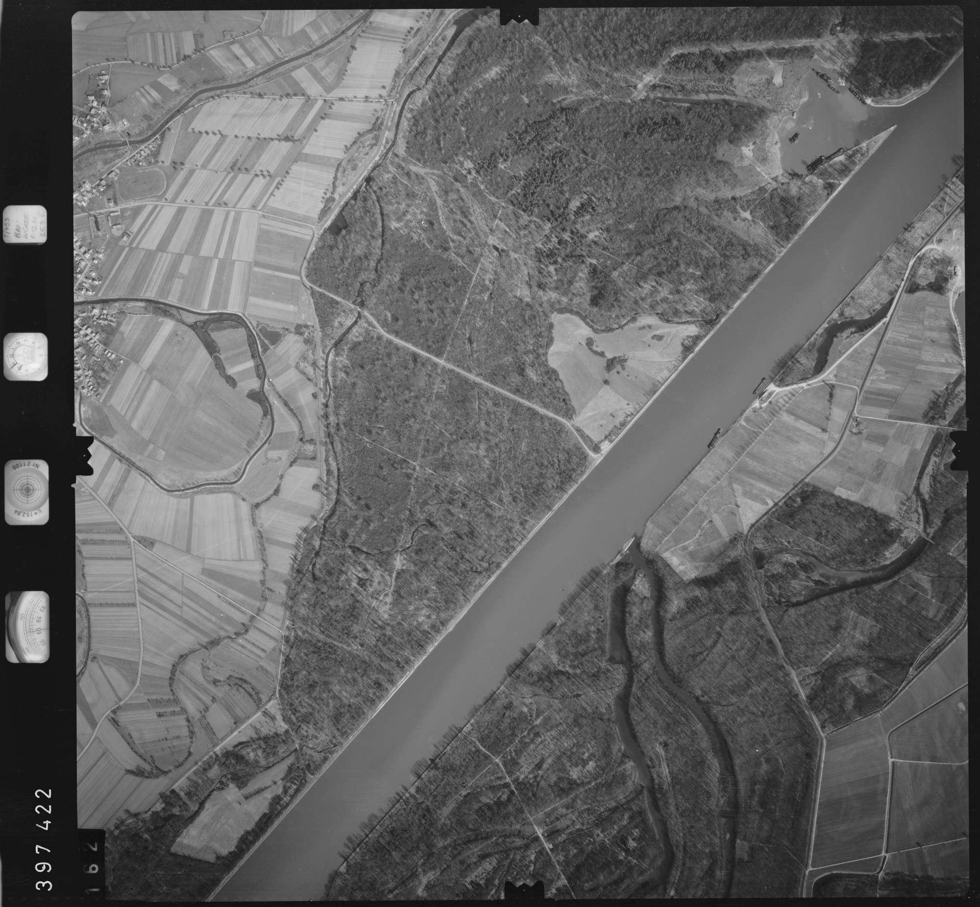 Luftbild: Film 17 Bildnr. 162, Bild 1