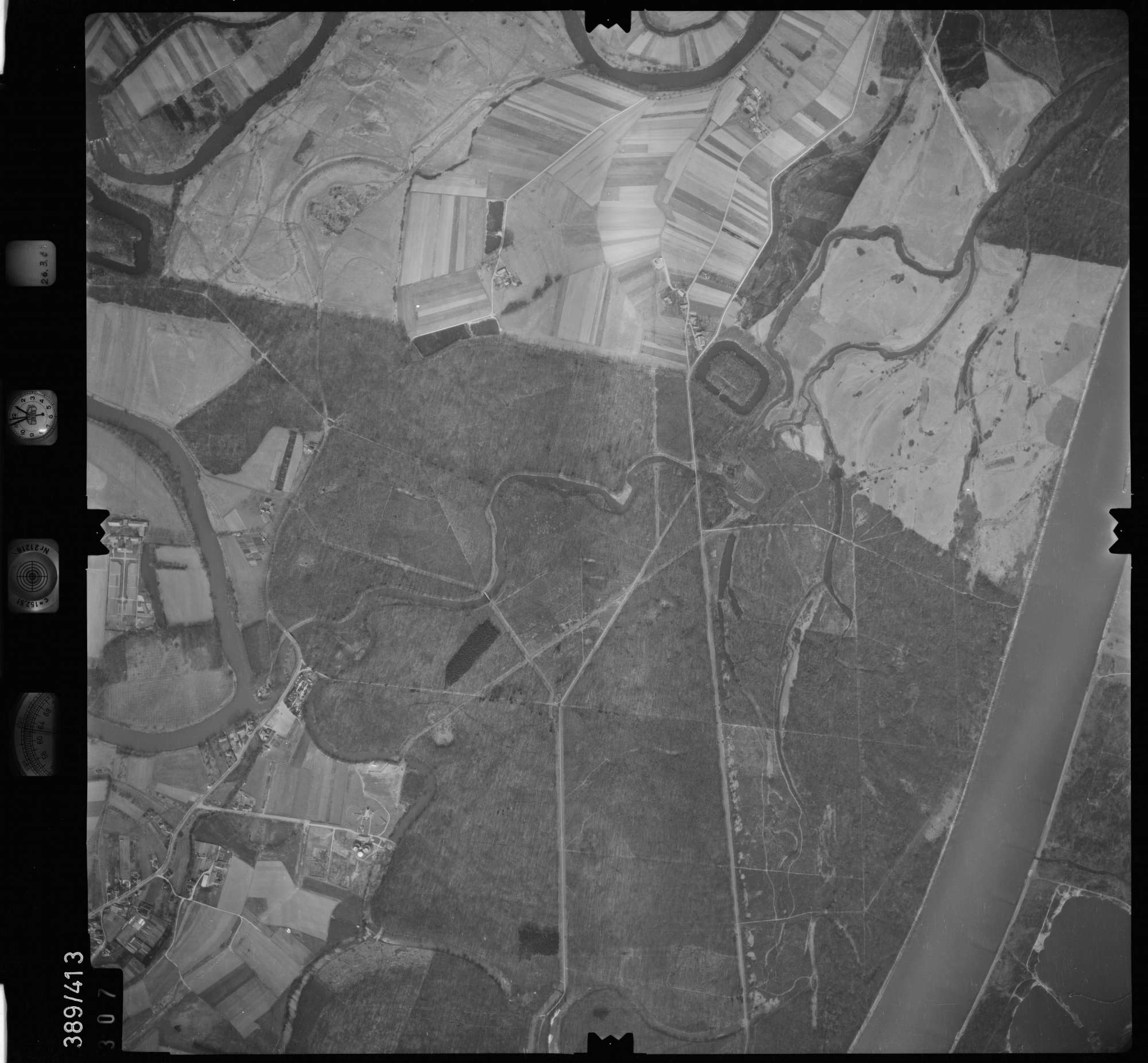 Luftbild: Film 20 Bildnr. 307, Bild 1