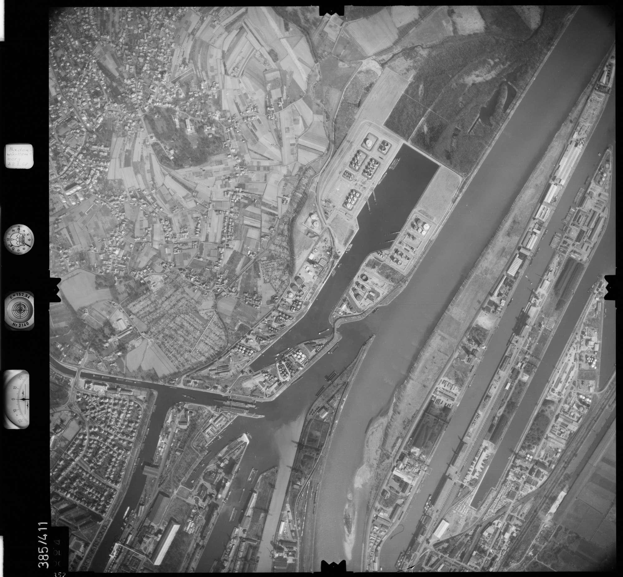 Luftbild: Film 24 Bildnr. 352, Bild 1