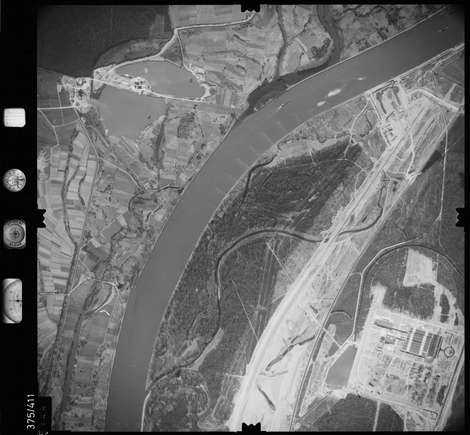 Luftbild: Film 28 Bildnr. 339, Bild 1