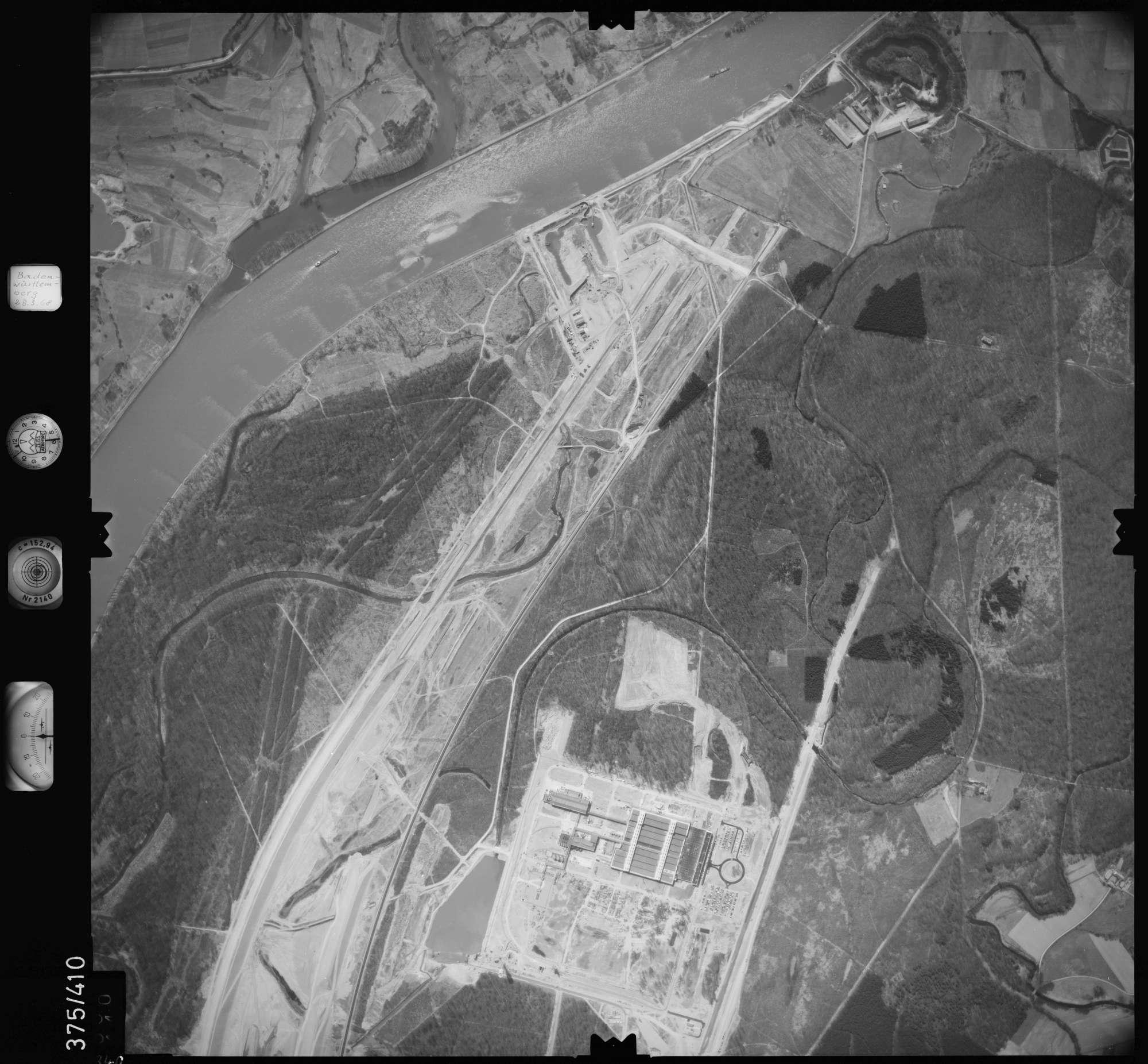 Luftbild: Film 28 Bildnr. 340, Bild 1