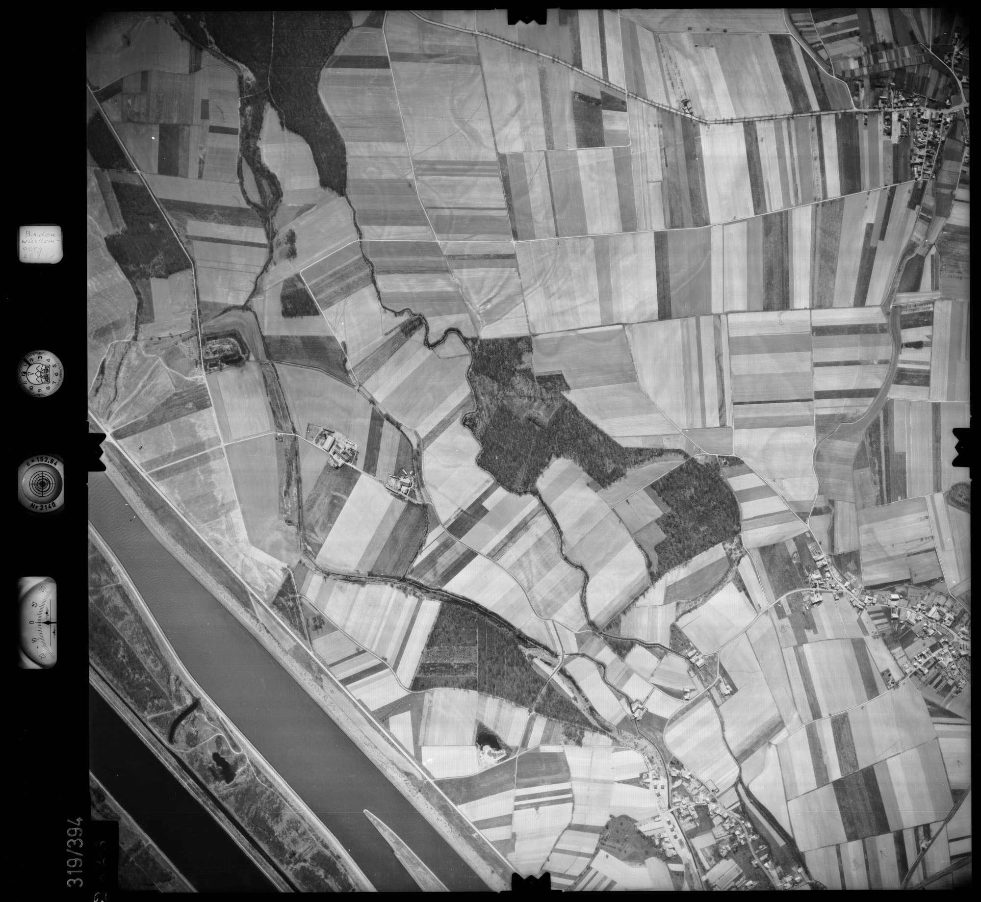 Luftbild: Film 54 Bildnr. 63, Bild 1