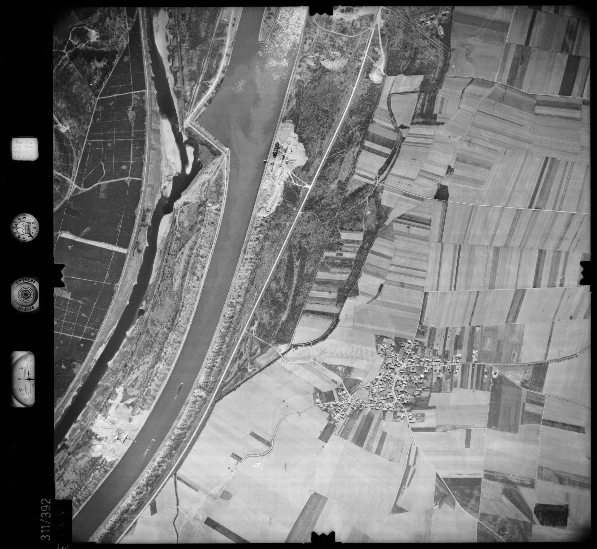 Luftbild: Film 54 Bildnr. 163, Bild 1