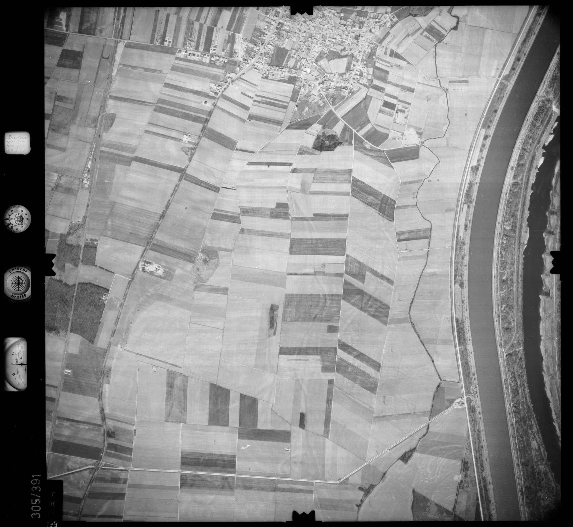 Luftbild: Film 54 Bildnr. 199, Bild 1