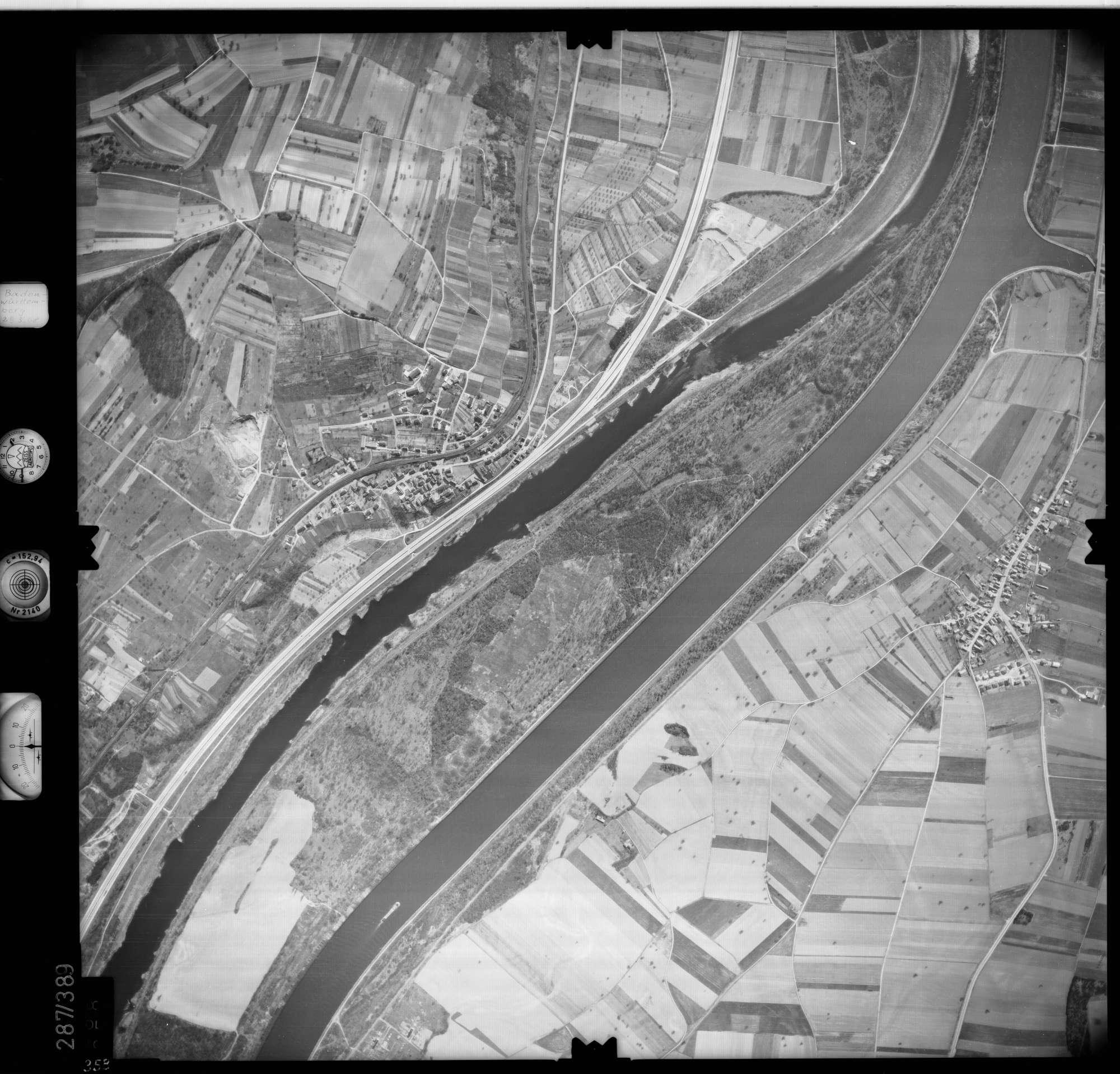 Luftbild: Film 71 Bildnr. 358, Bild 1
