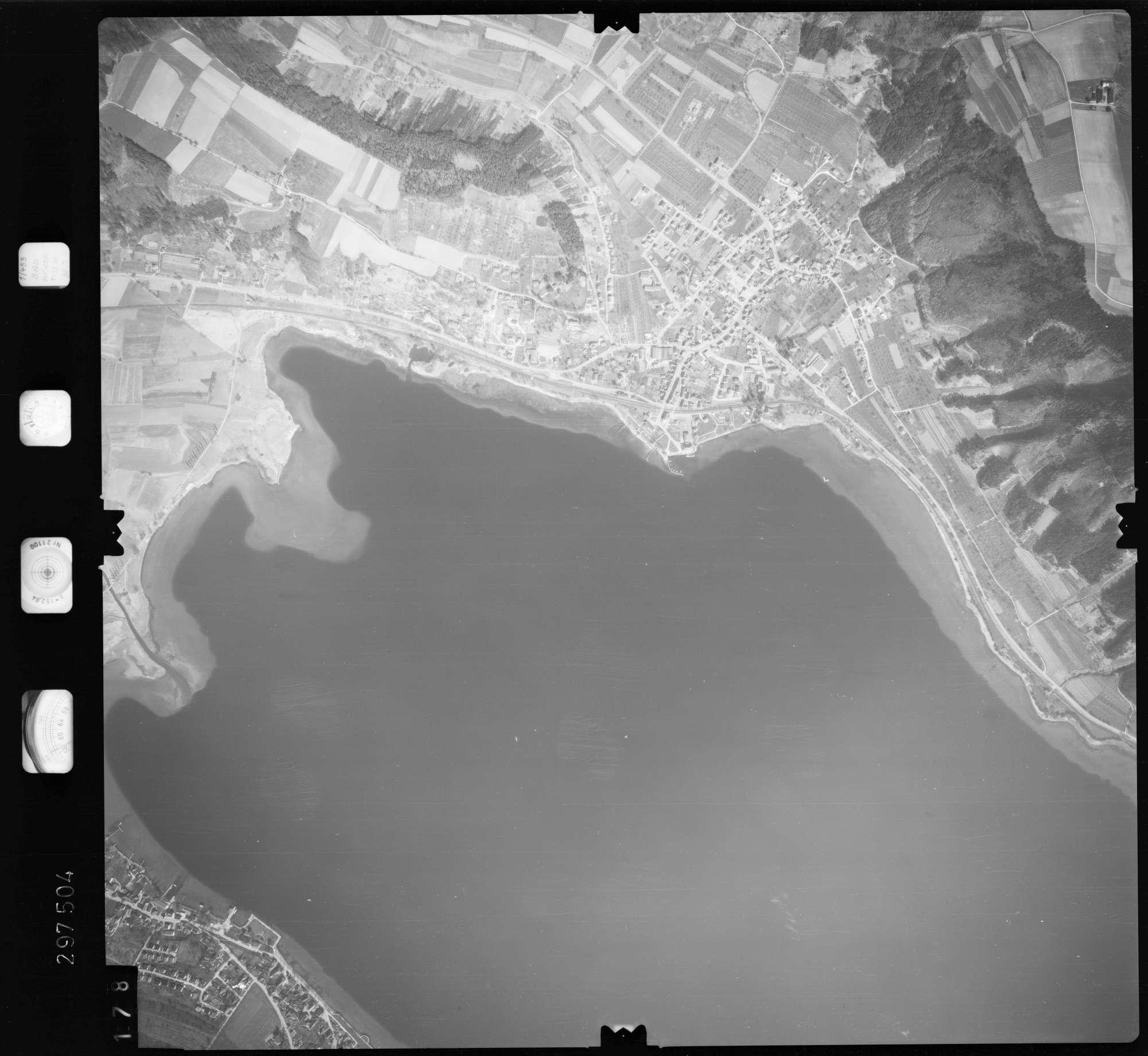 Luftbild: Film 66 Bildnr. 178, Bild 1