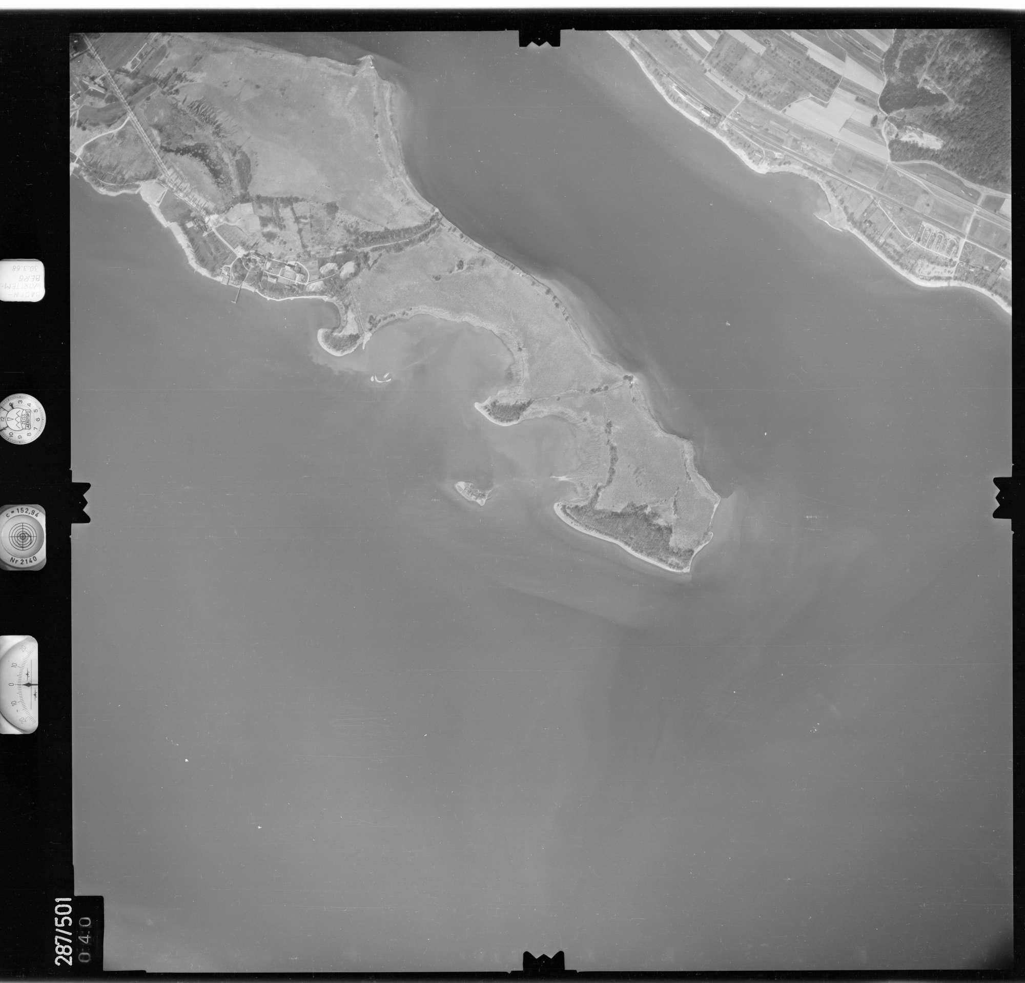 Luftbild: Film 78 Bildnr. 40, Bild 1