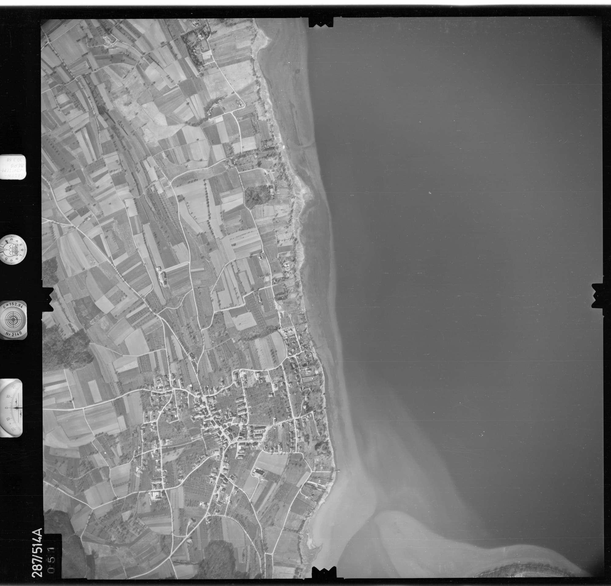 Luftbild: Film 78 Bildnr. 51, Bild 1