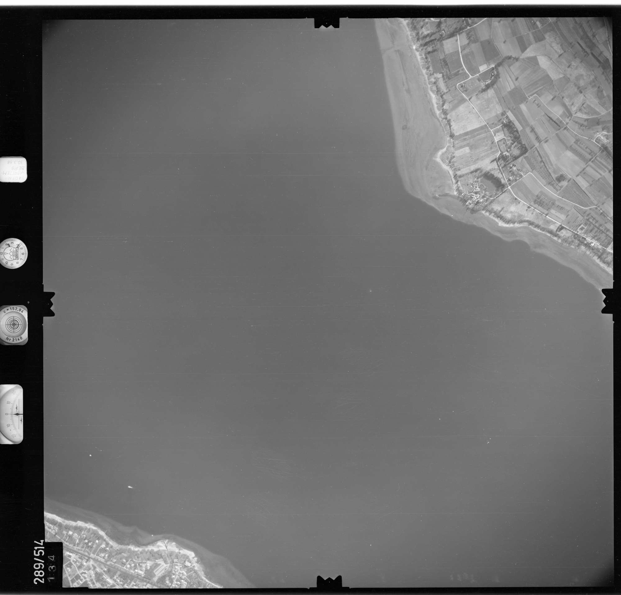Luftbild: Film 78 Bildnr. 134, Bild 1