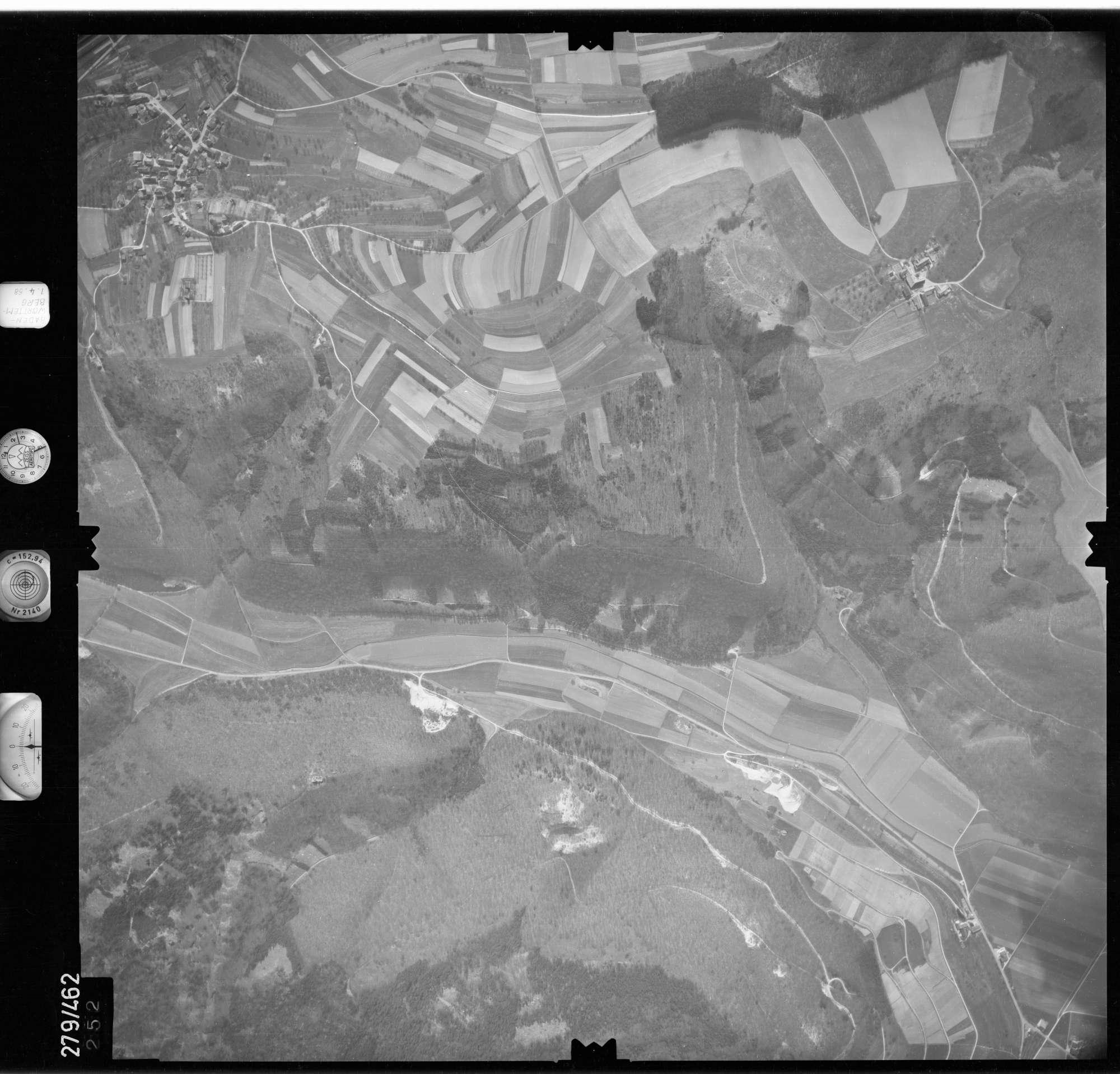 Luftbild: Film 78 Bildnr. 252, Bild 1