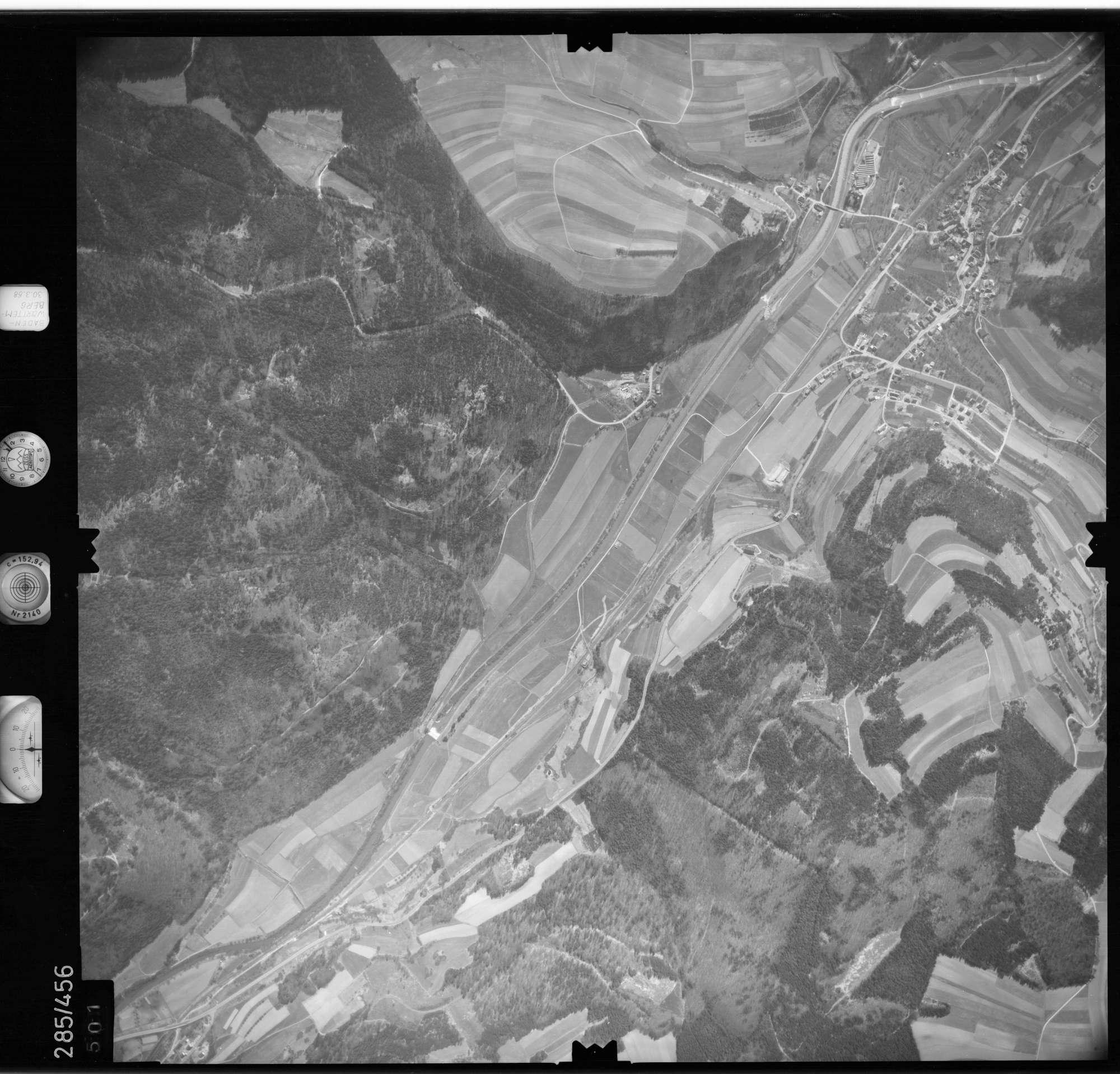 Luftbild: Film 79 Bildnr. 501, Bild 1