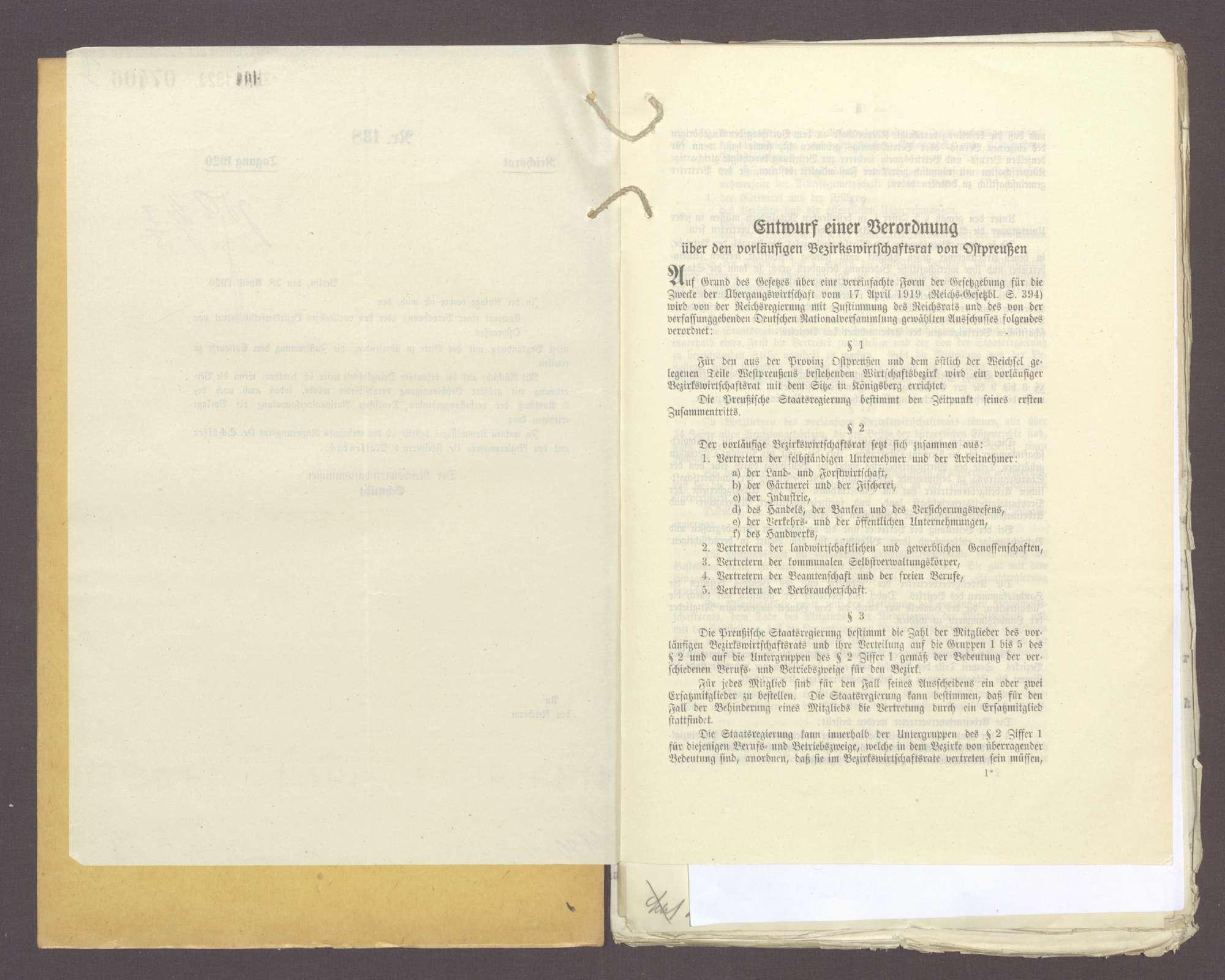 Die Bezirkswirtschaftsräte, Bild 3