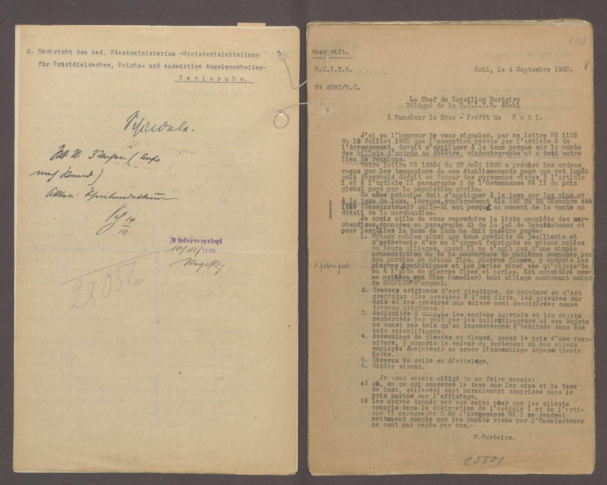 Steuer- und Zollprivileg der Besatzungstruppen (Artikel 9 des Rheinlandabkommens), Bild 3