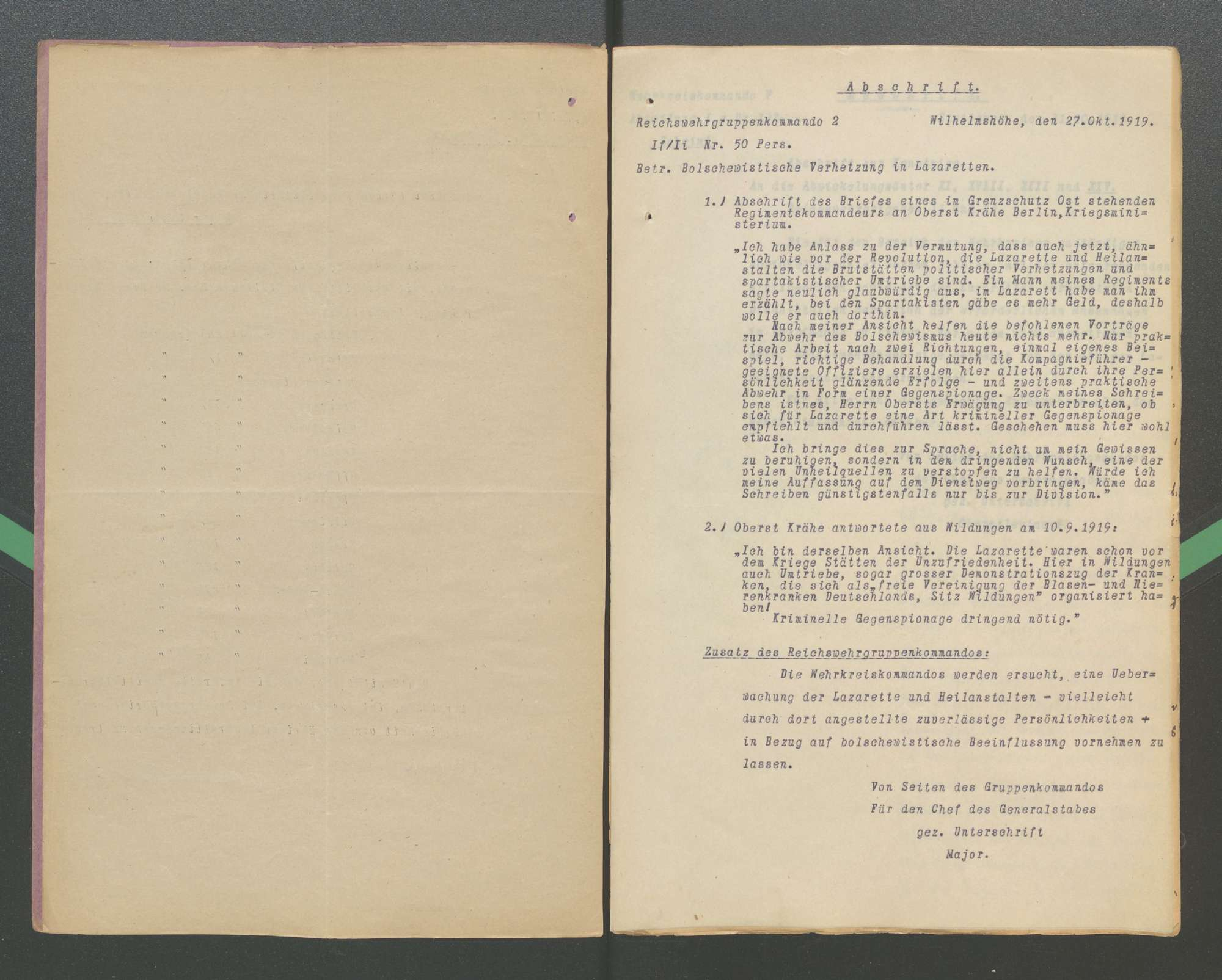 Agitation der Bolschewisten, Bild 3