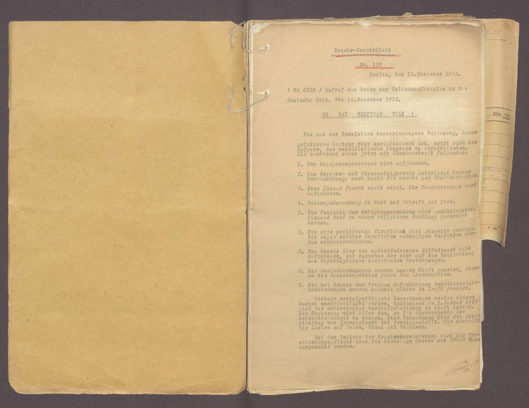 Die verfassungsgebende Nationalversammlung, Bild 2