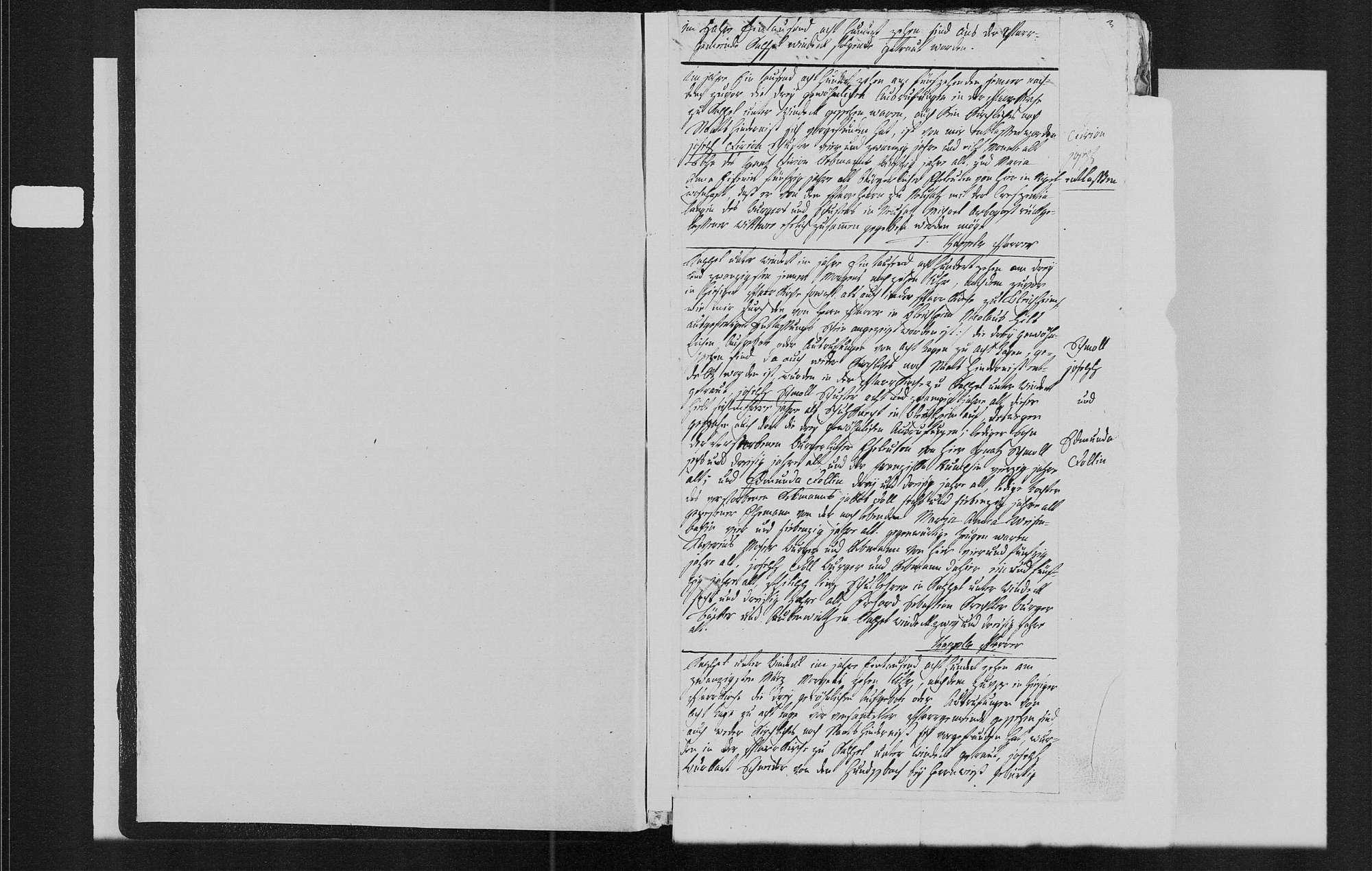 Bühl (Ortsteil Kappelwindeck), katholische Gemeinde: Heiratsbuch 1810-1870, Bild 3