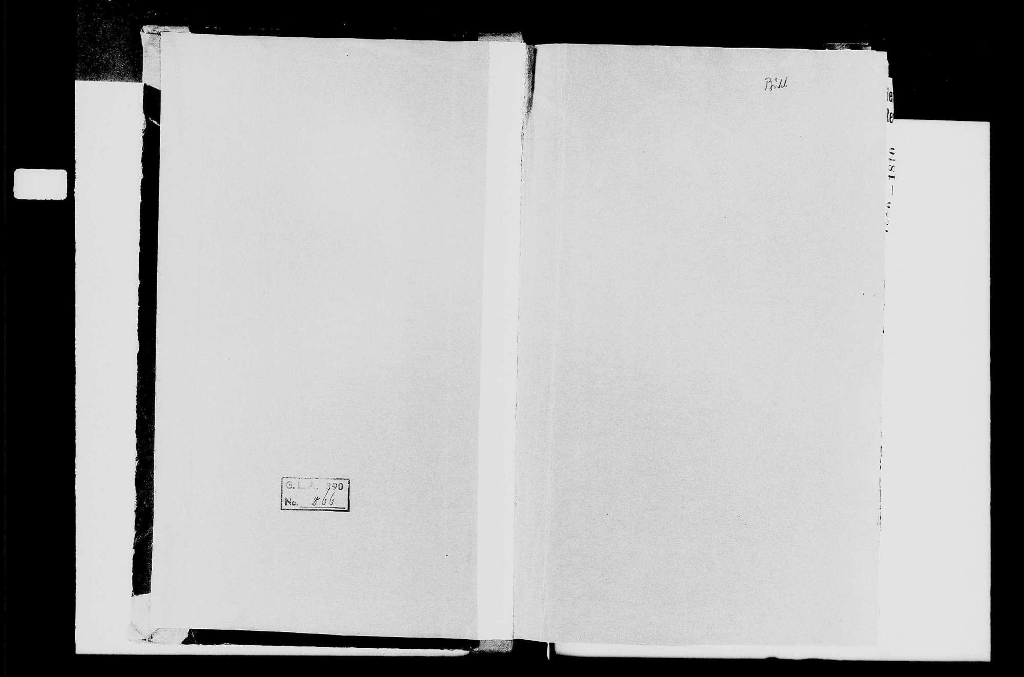 Bühlertal, katholische Gemeinde: Heiratsbuch 1810-1870, Bild 2