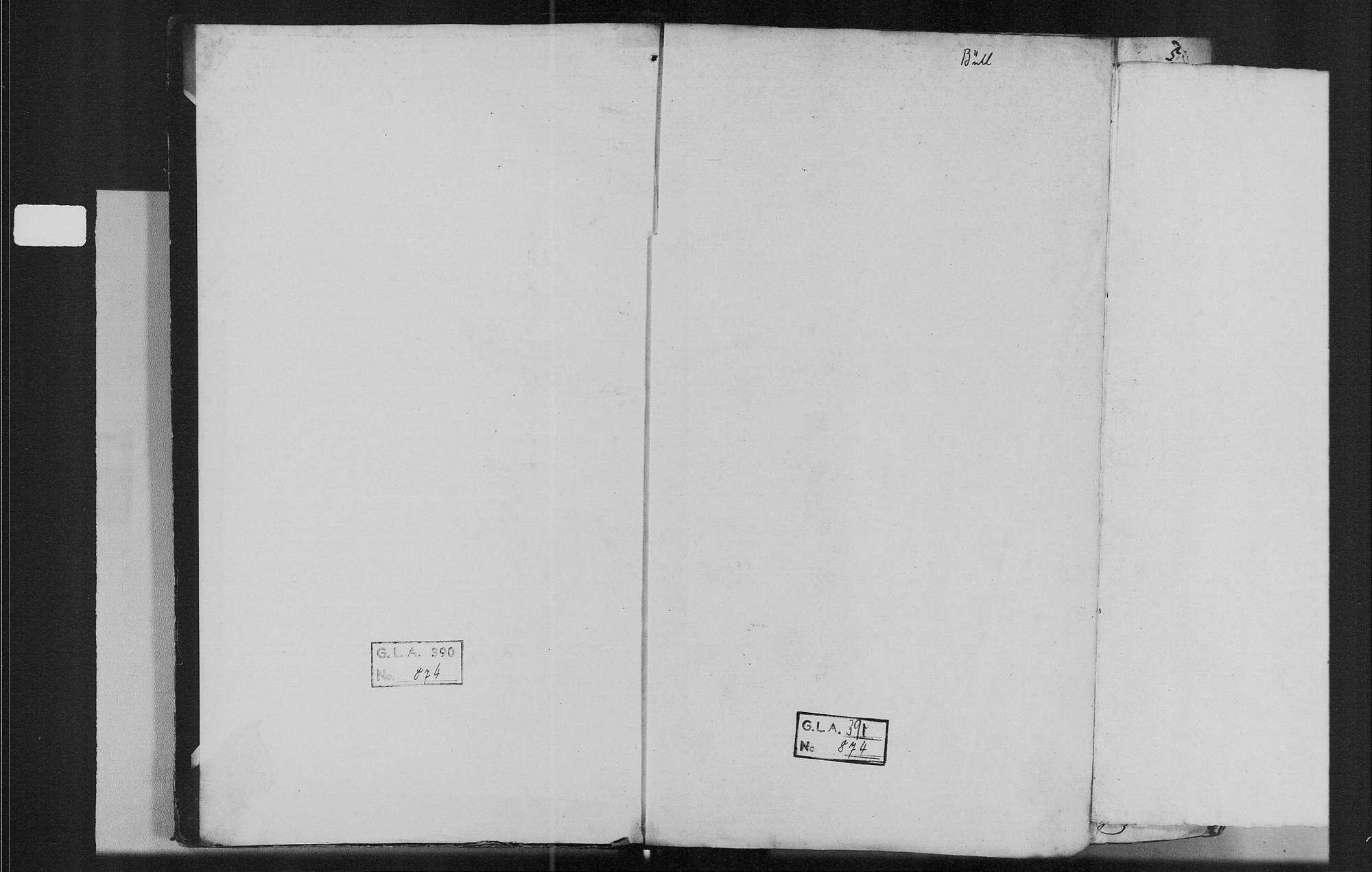 Greffern, katholische Gemeinde: Geburtenbuch 1810-1870, Bild 3