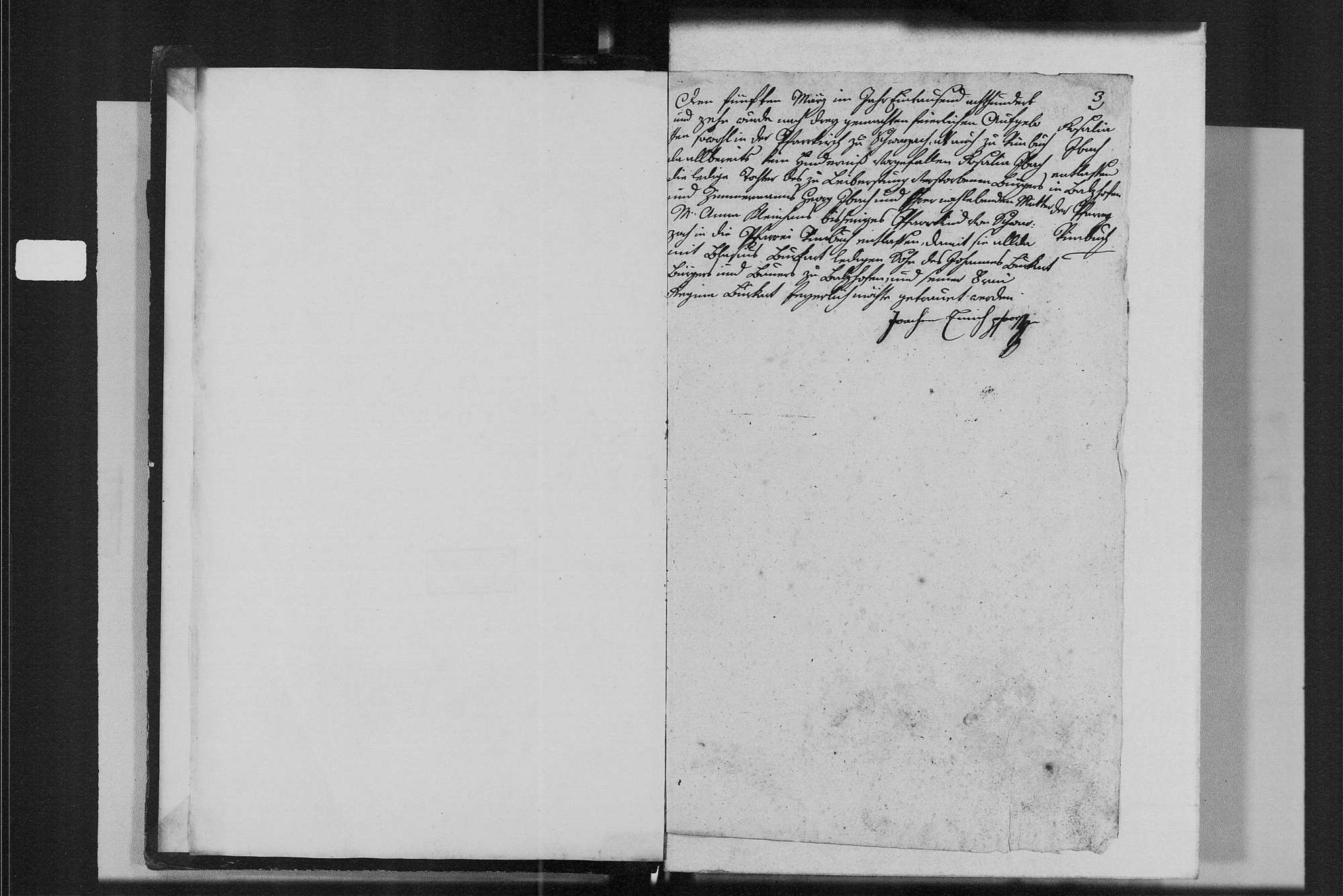 Leiberstung, katholische Gemeinde: Heiratsbuch 1810-1870, Bild 3