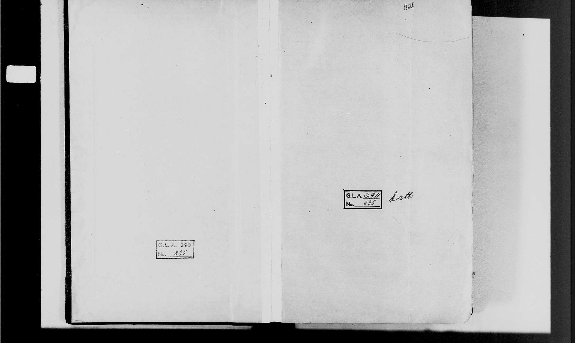 Neuweier, katholische Gemeinde: Geburtenbuch 1842-1870, Bild 2