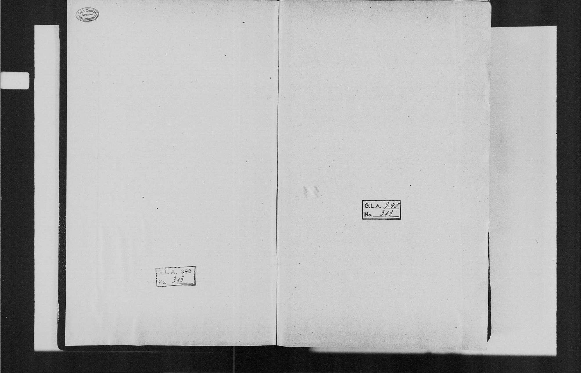 Stollhofen, katholische Gemeinde: Geburtenbuch 1836-1869, Bild 2