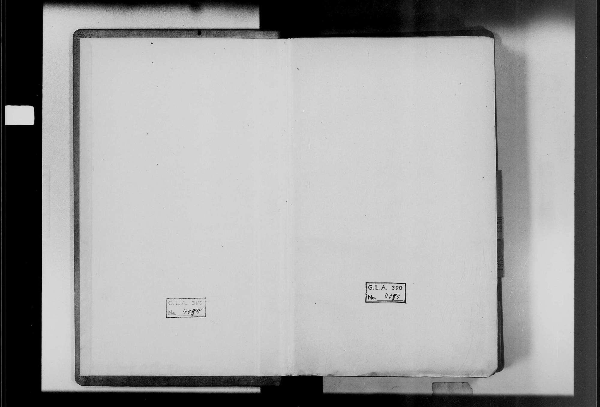 Iffezheim, katholische Gemeinde: Geburtenbuch 1846-1869, Bild 2