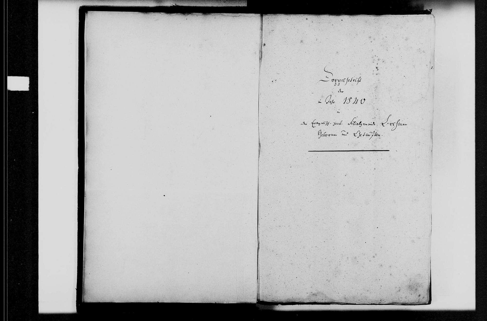 Brehmen, evangelische Gemeinde: Standesbuch 1840-1949, Bild 3