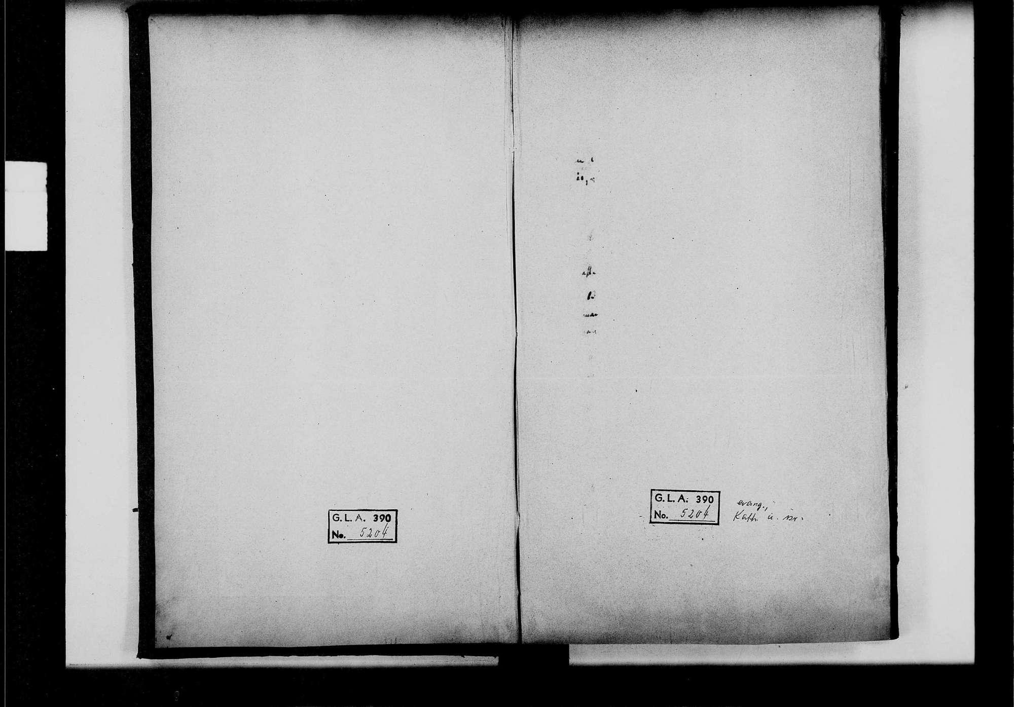 Wenkheim, evangelische, katholische und israelitische Gemeinde: Standesbuch 1809-1819, Bild 2