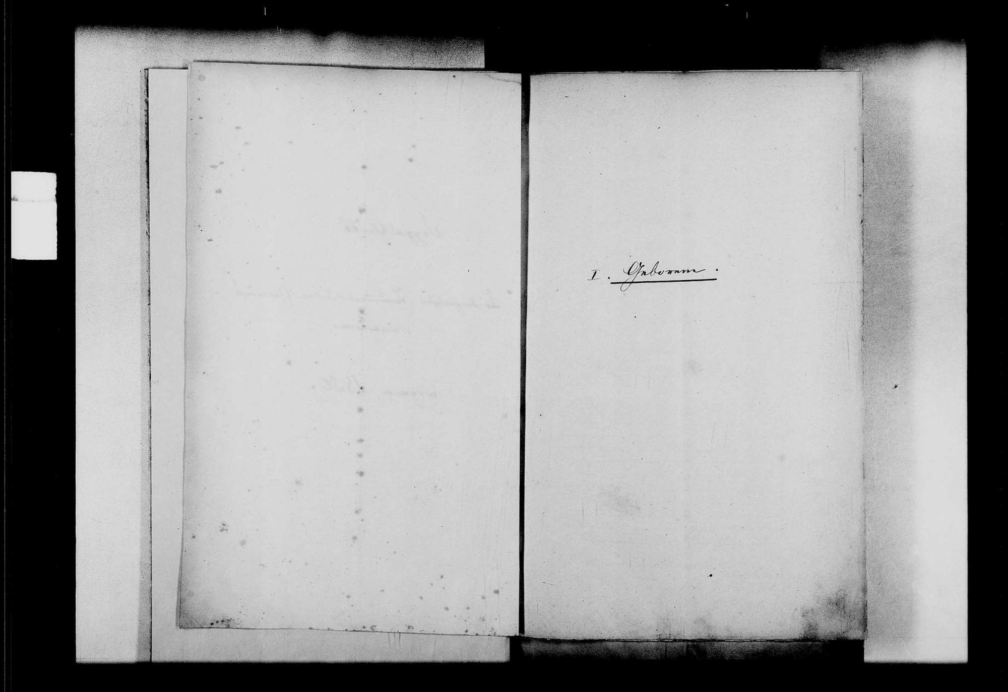 Wenkheim, evangelische, katholische und israelitische Gemeinde: Standesbuch 1850-1859, Bild 3
