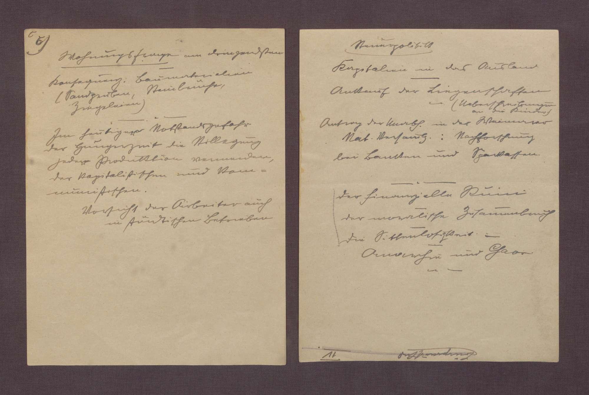 Manuskript: Die Aufgaben der Sozialdemokratie in der Gemeinde, Bild 3