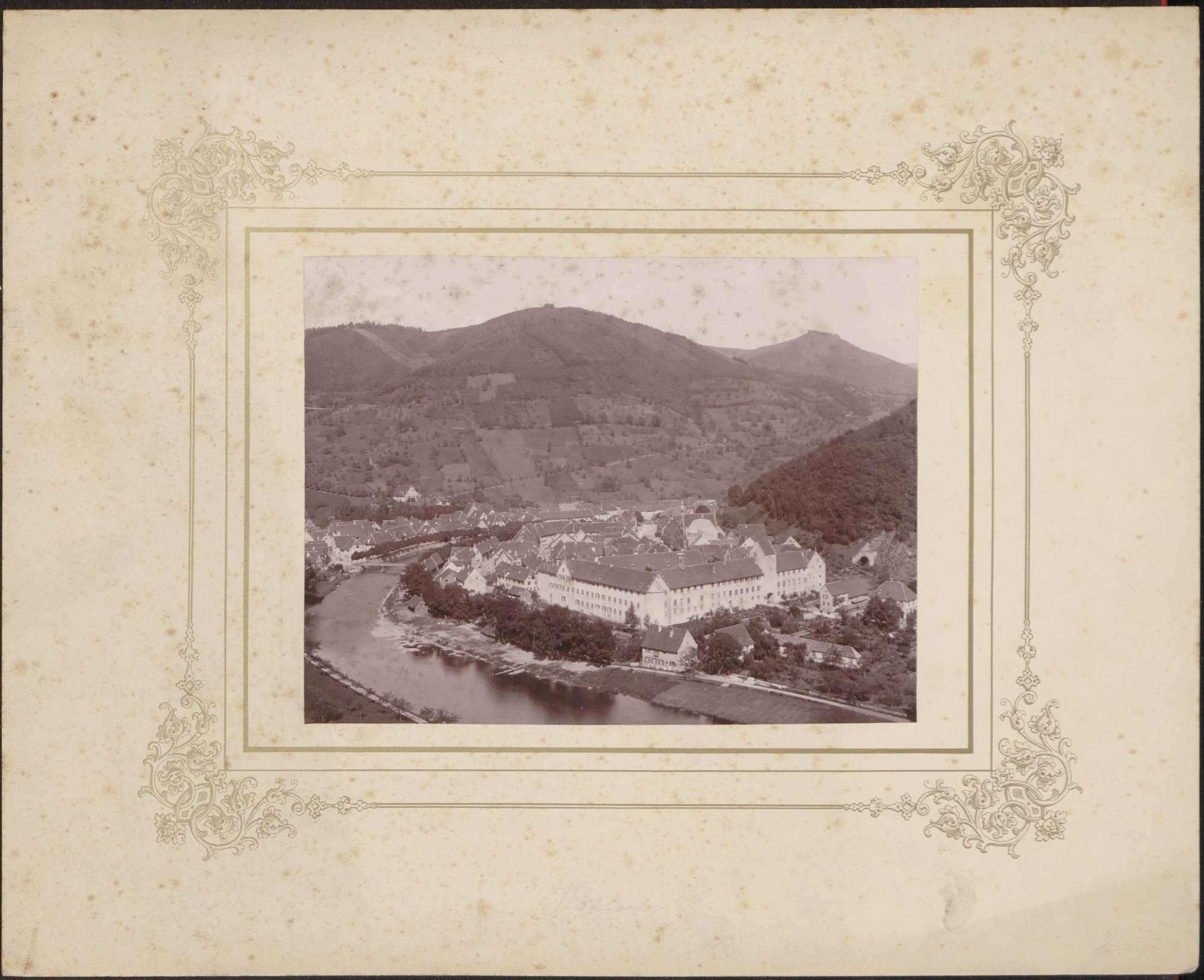 Schloß Fürstenberg., Bild 1