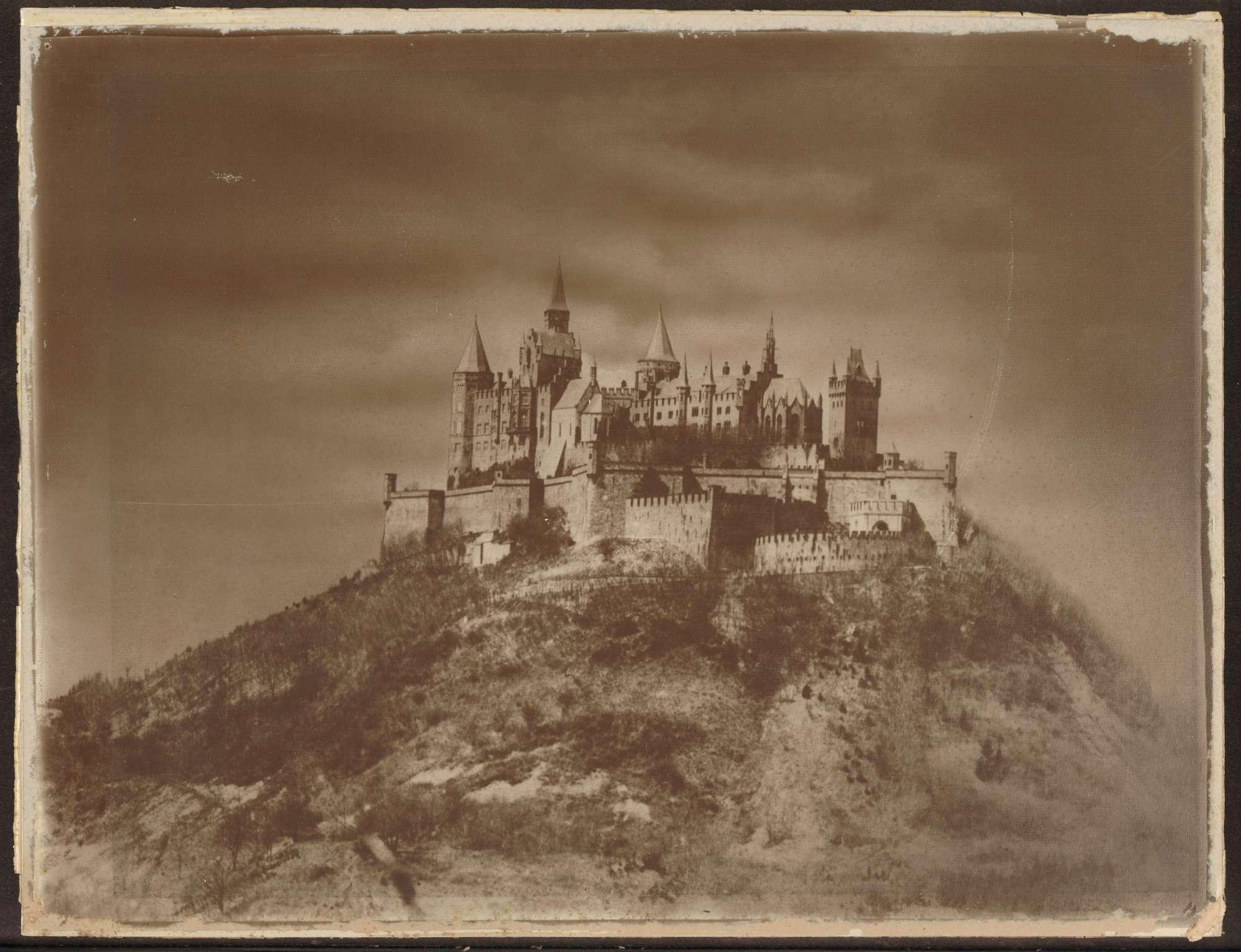 Burg Hohenzollern., Bild 1